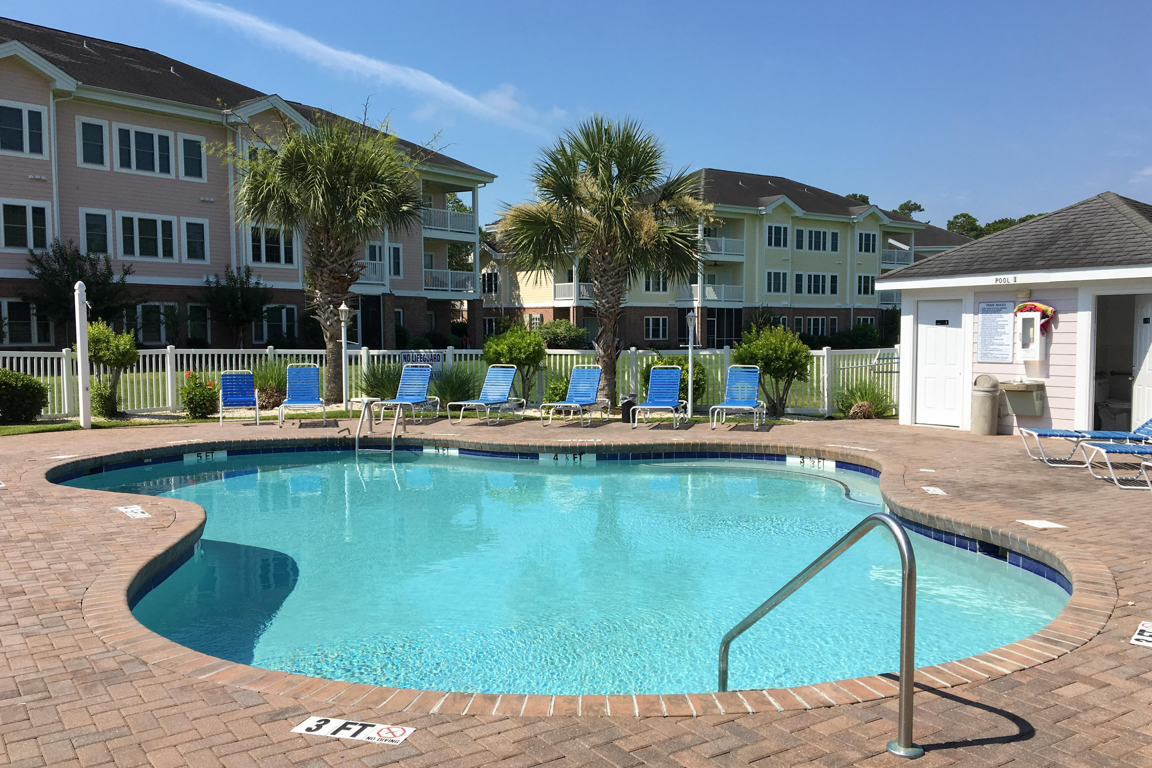 Property Image 2 - Pristine Condo with Golf View Sunroom & Pool at Magnolia North