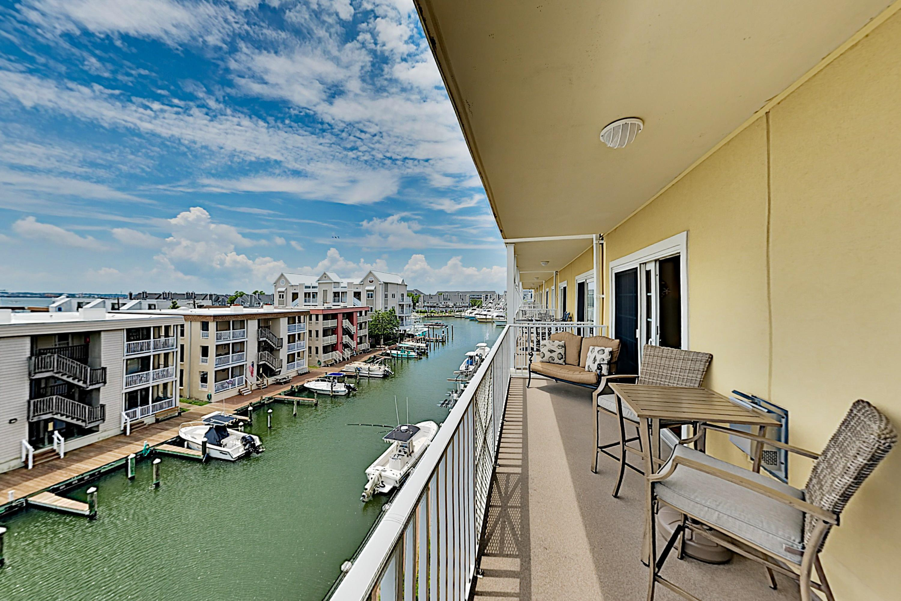 Property Image 1 - Lovely Waterfront Condo w/ Balcony - Near Beach!