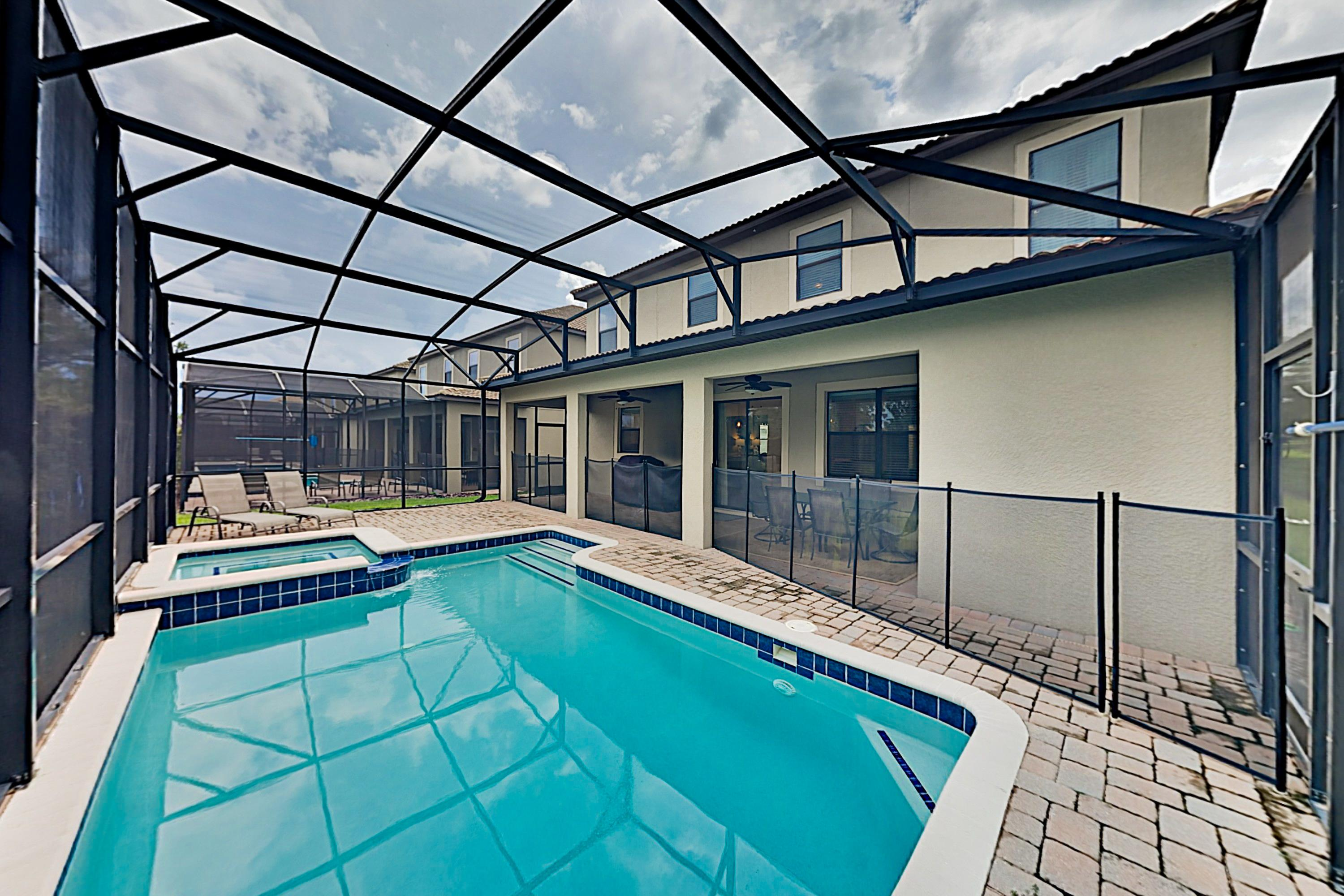 Property Image 2 - Your Disney Headquarters with Private Pool!