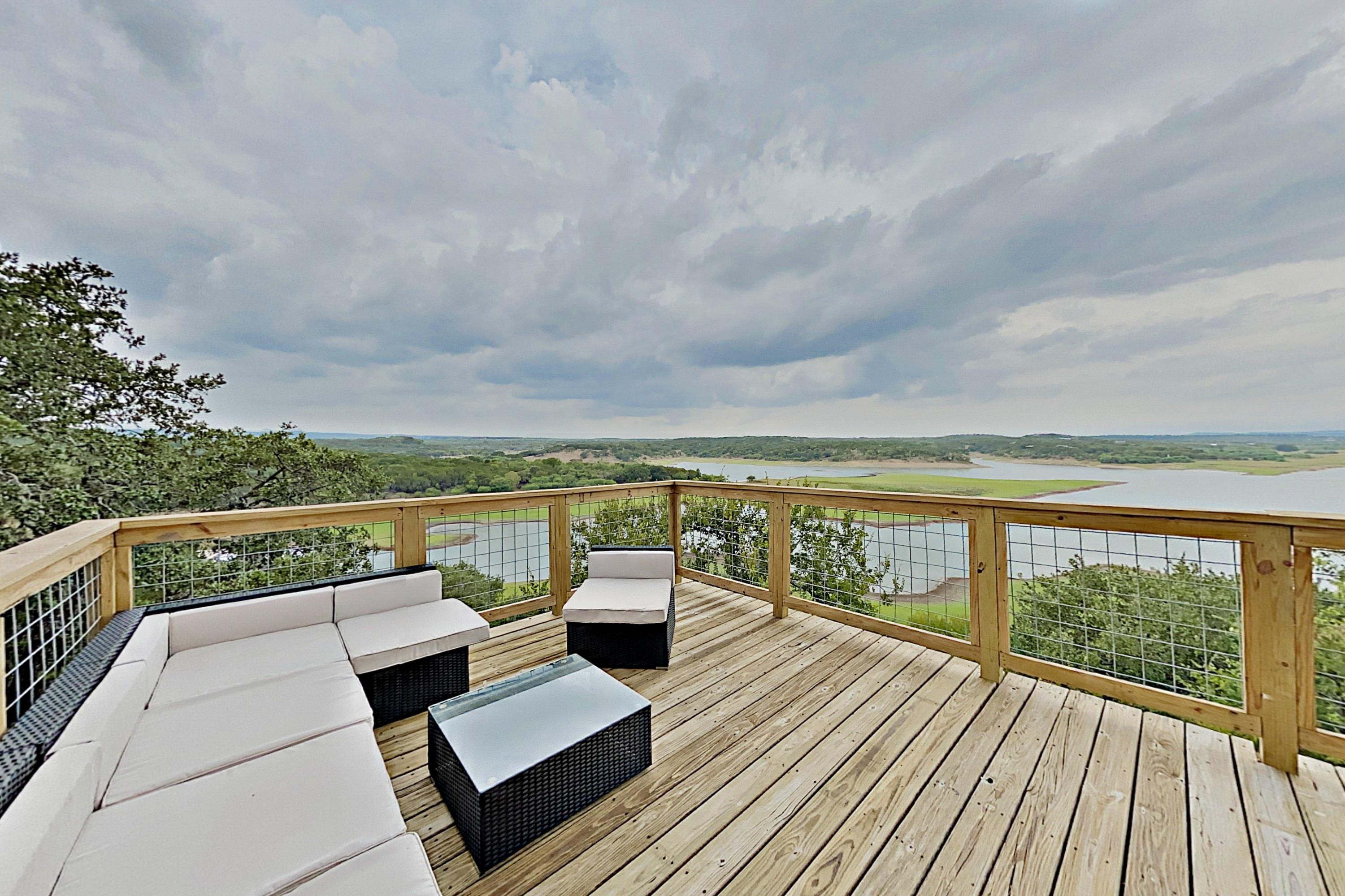 Property Image 1 - Modern Luxury Home | Three Lake-View Decks & Pools