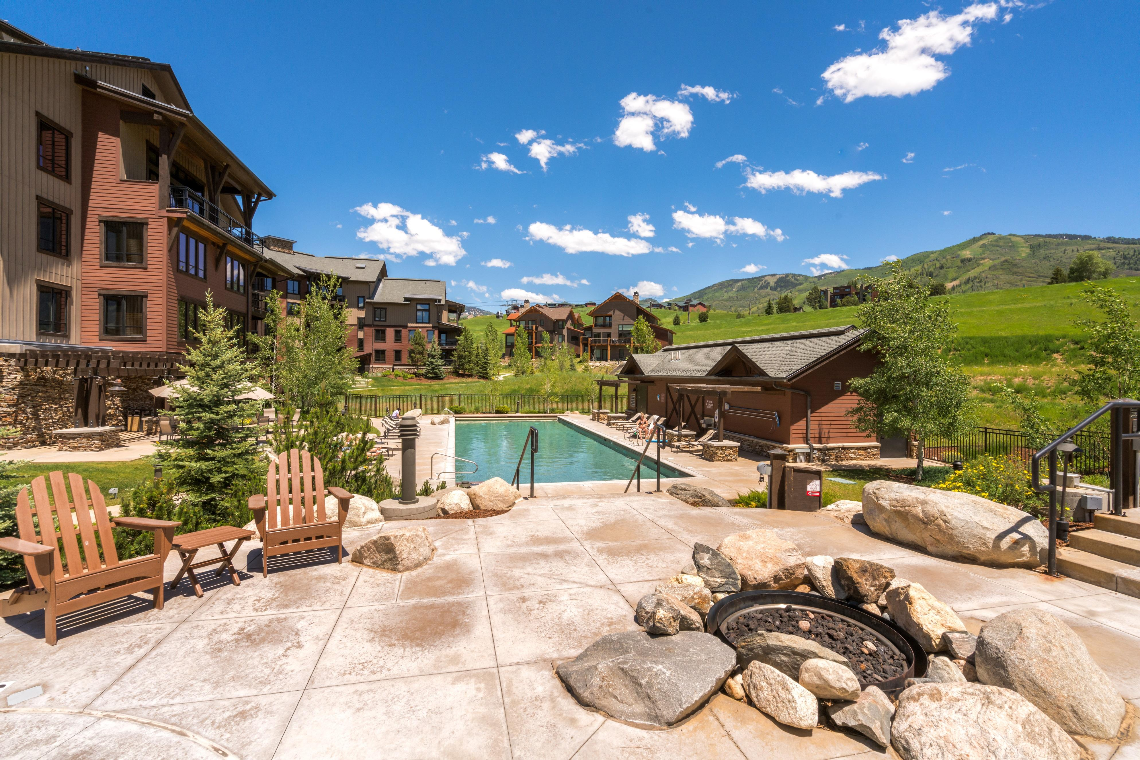 Luxe Getaway at Trailhead Lodge | Pool & Hot Tub