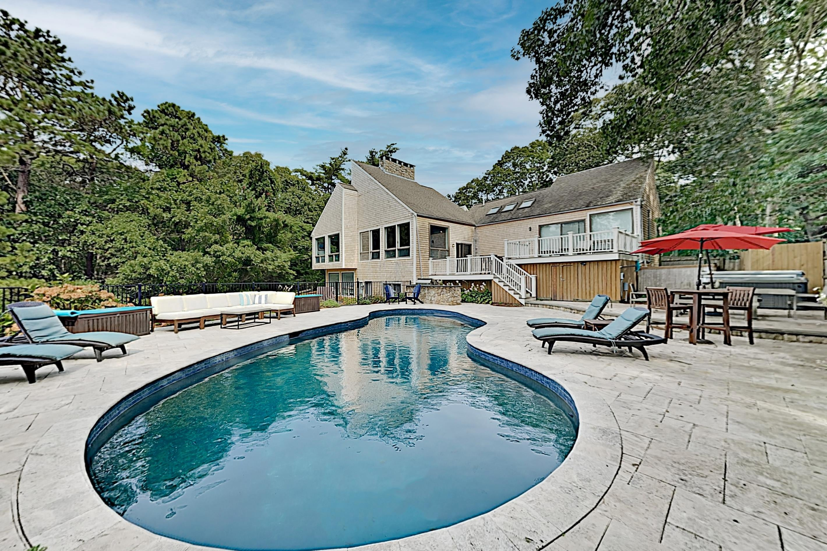 Beautifully Updated Gem with New Pool, Near Beach