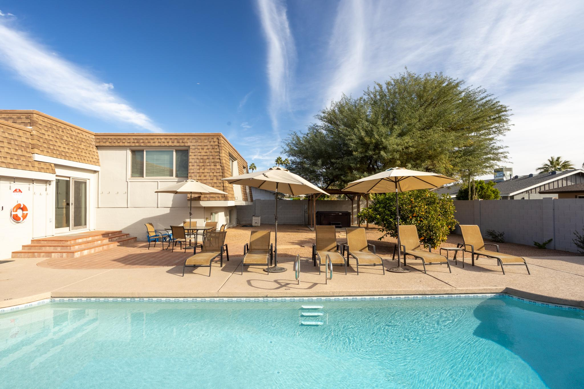 Property Image 1 - Old Town Scottsdale -Pool - New Game Room
