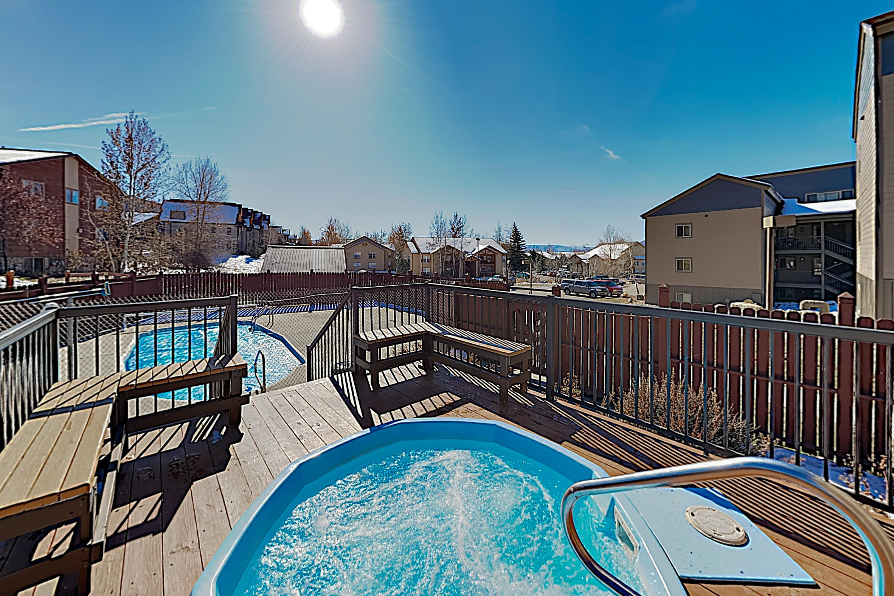 Shadow Run Condo | Pool & Hot Tub | Near Steamboat