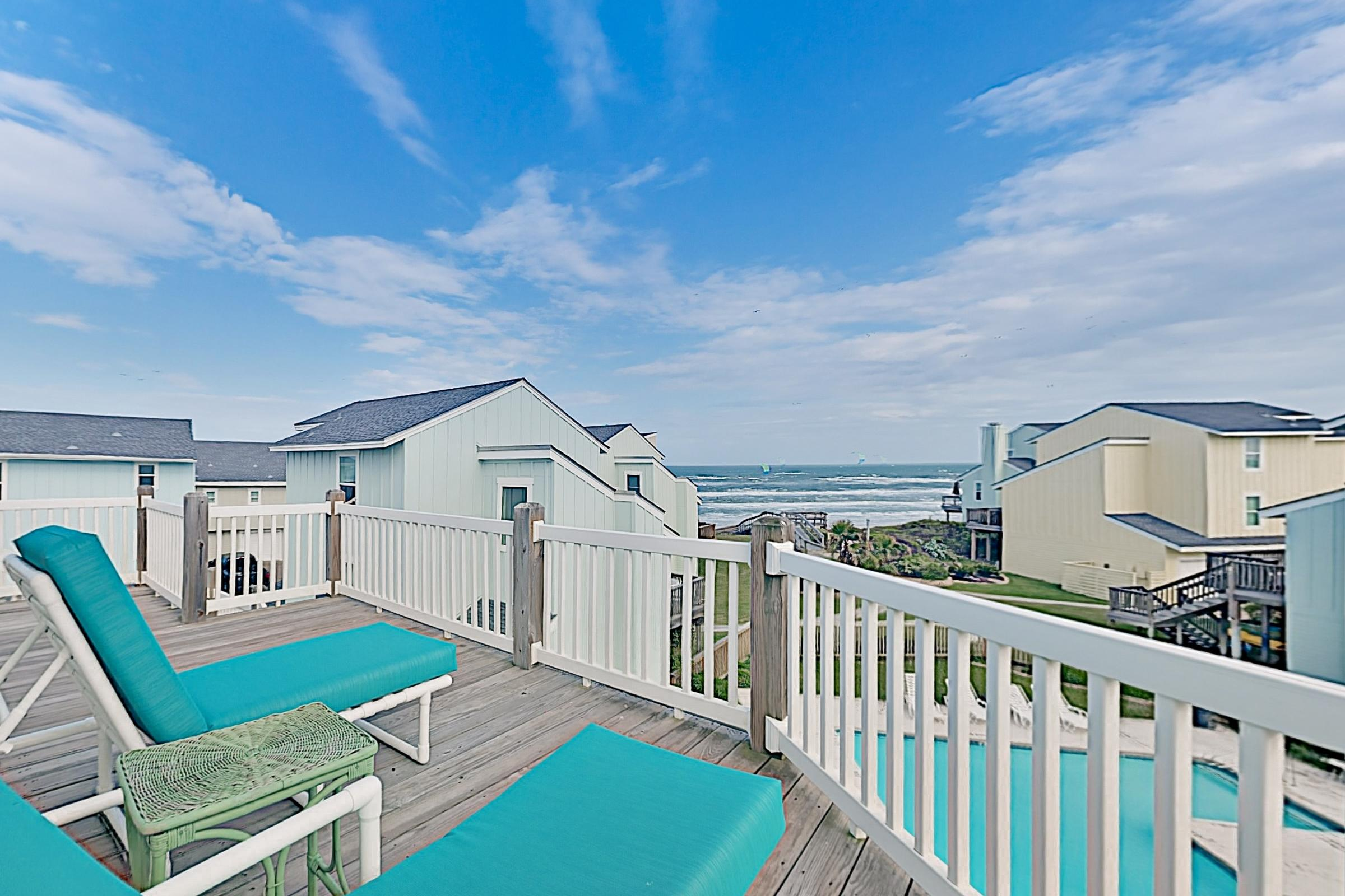 Property Image 1 - Salty Shamrock: Updated Beachfront Home with Pool