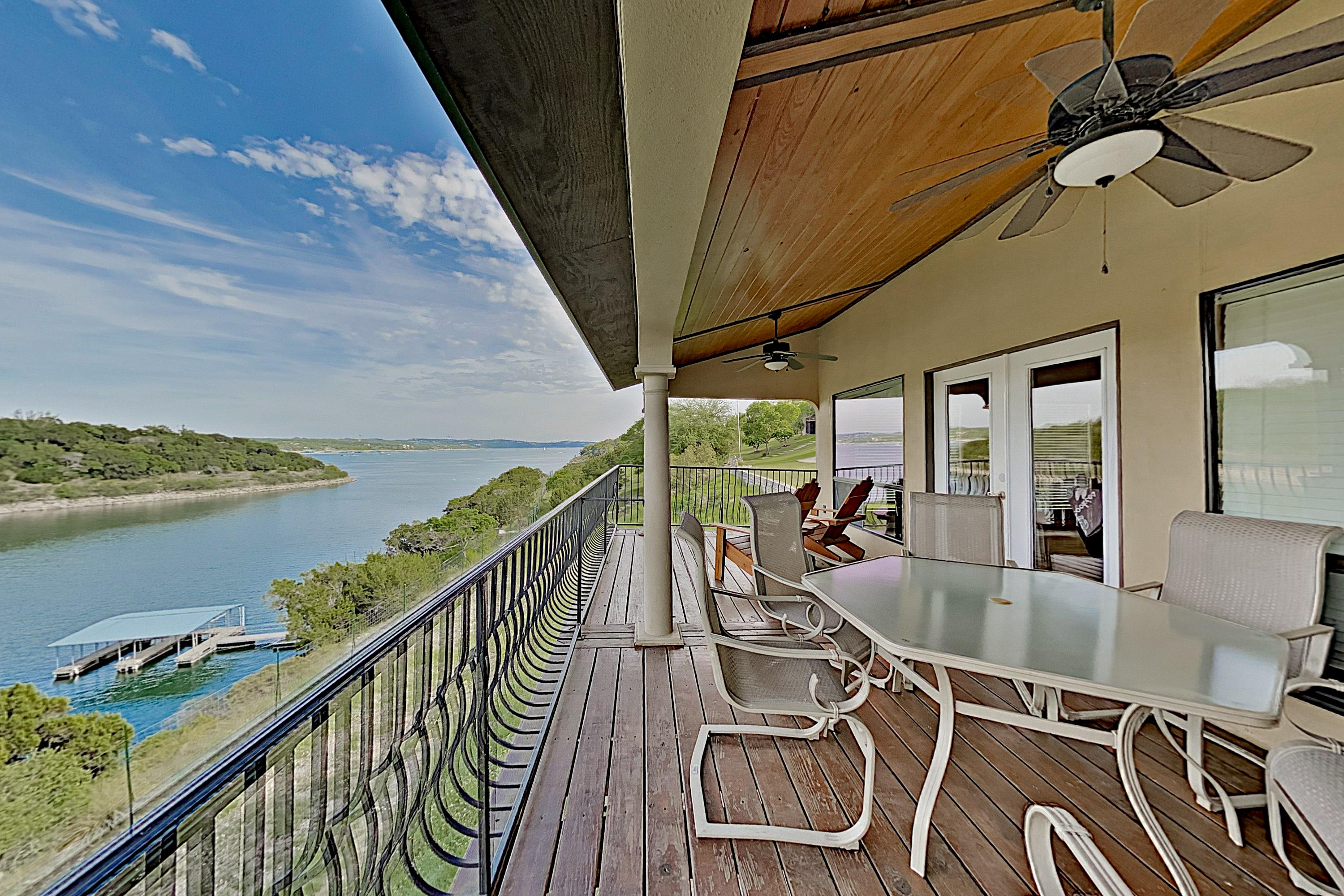 Welcome to Lago Vista! This home is professionally managed by TurnKey Vacation Rentals.
