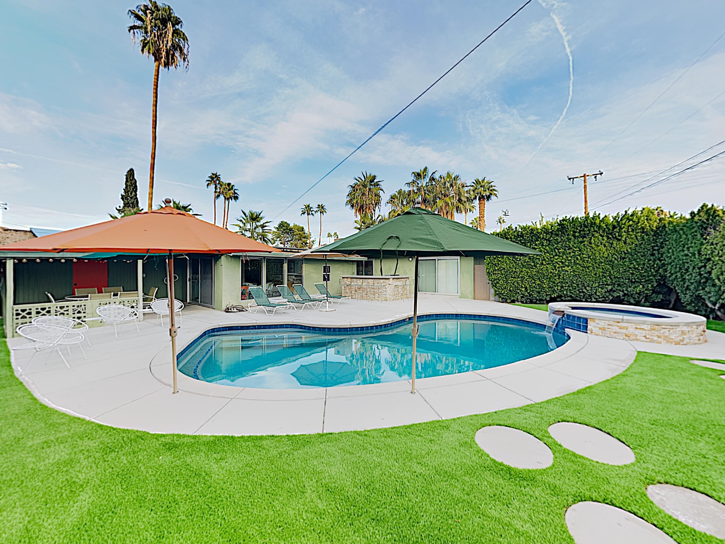 Welcome to Palm Springs! This rental is professionally managed by TurnKey Vacation Rentals.