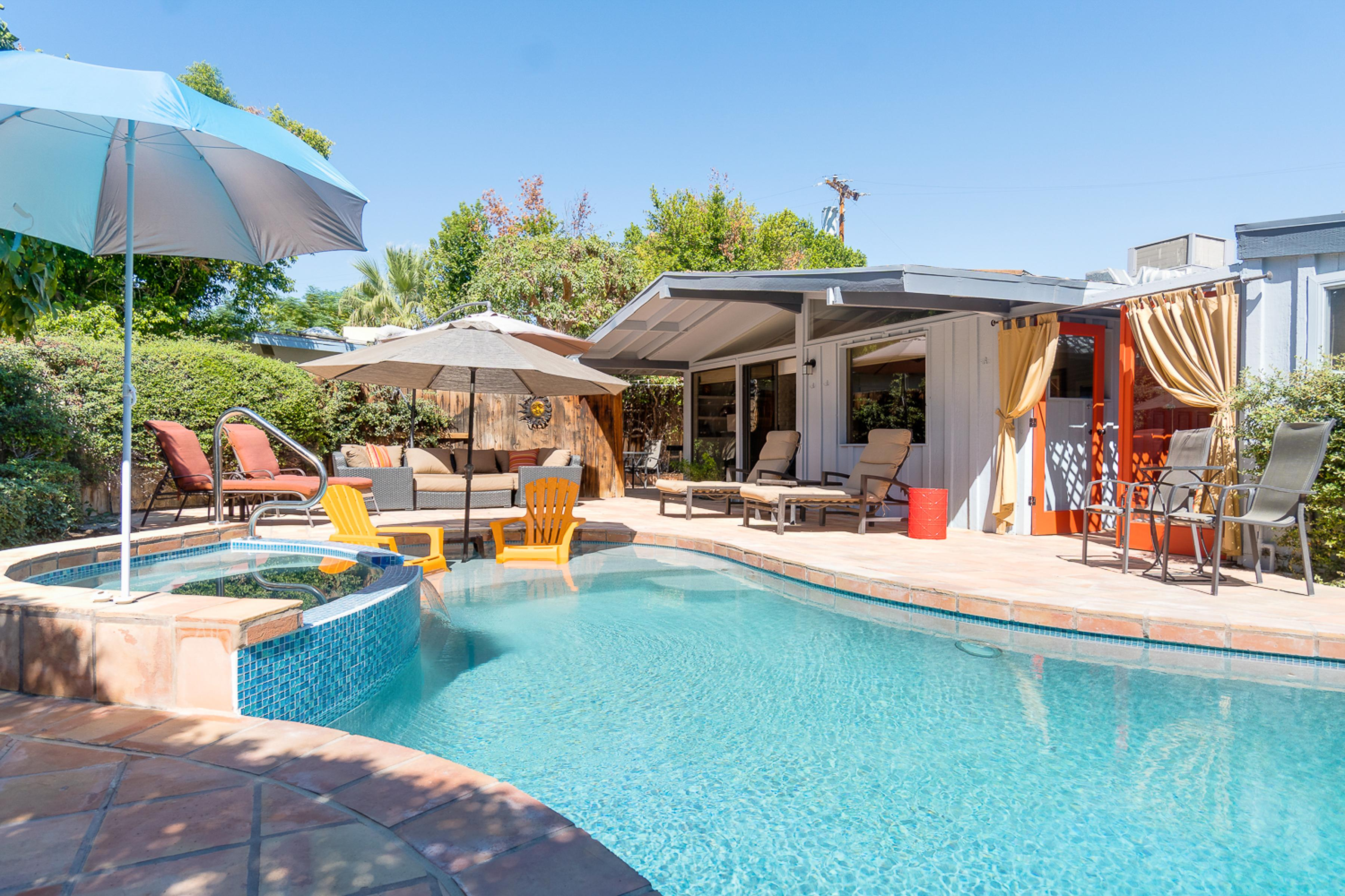 Welcome to Palm Desert! This resort-style retreat is professionally managed by TurnKey Vacation Rentals.