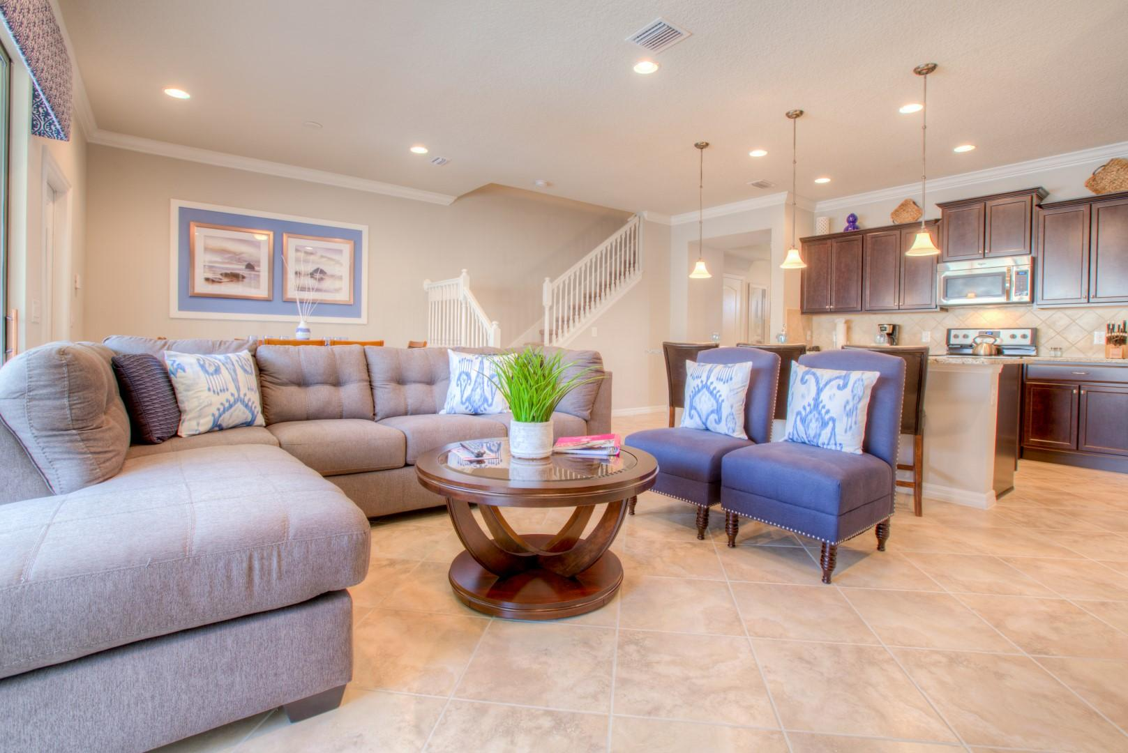 Property Image 1 - Classy Townhome with Resort Lanai in Windsor at Westside