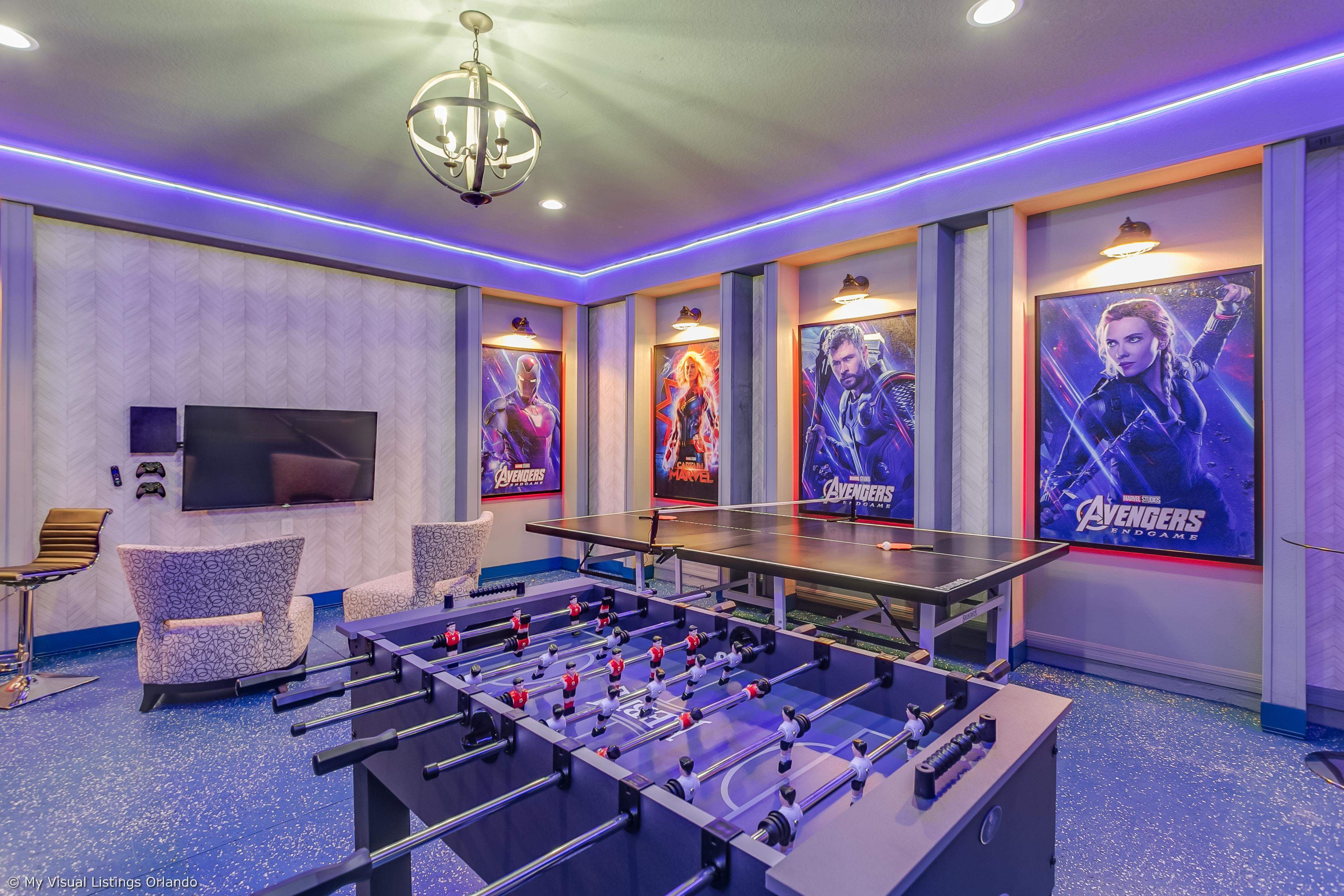 Property Image 1 - Roomy Windsor at Westside House with Game Room