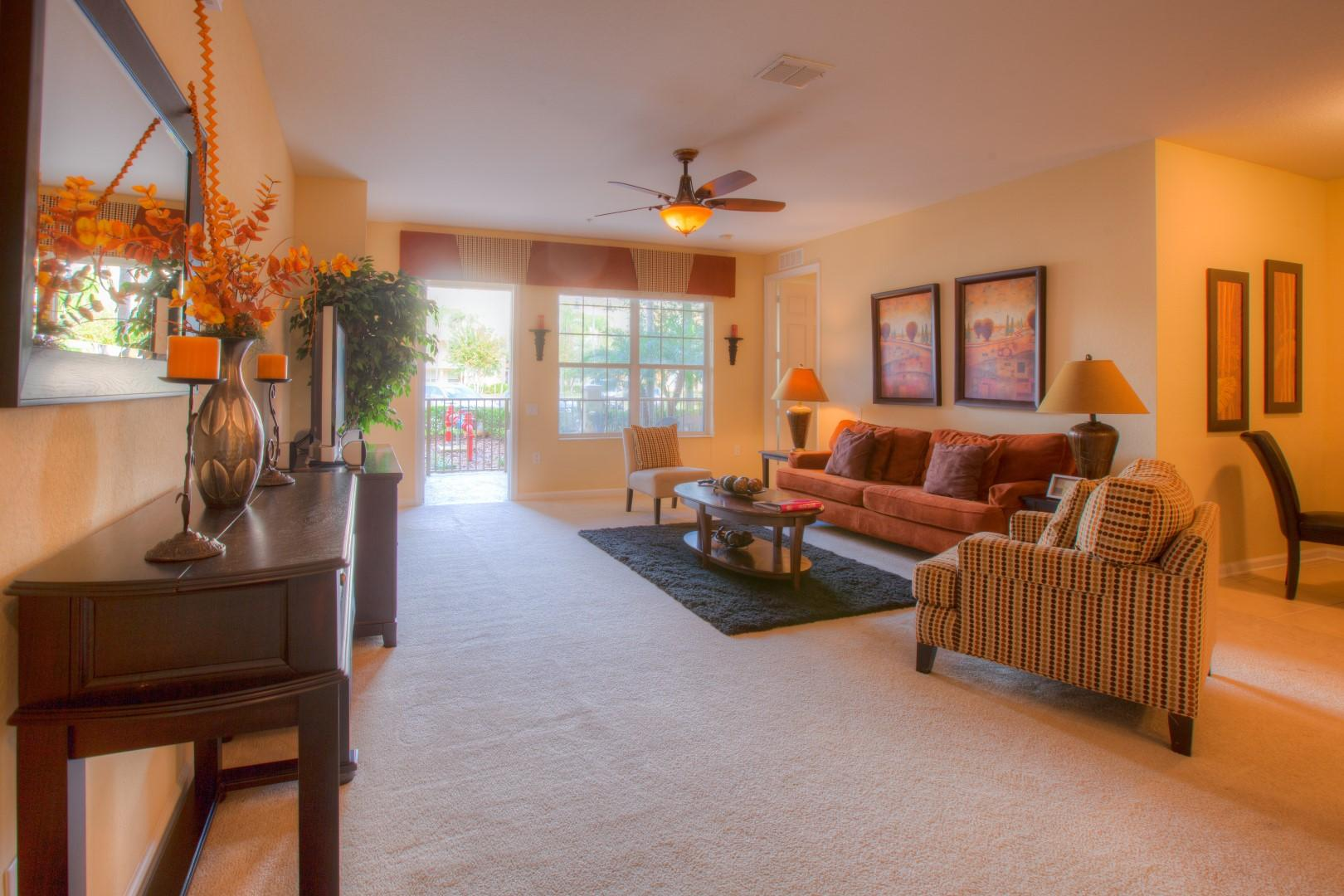 Property Image 2 - Upscale, Luxe Condo with Patio & Resort Access; Near Theme Parks