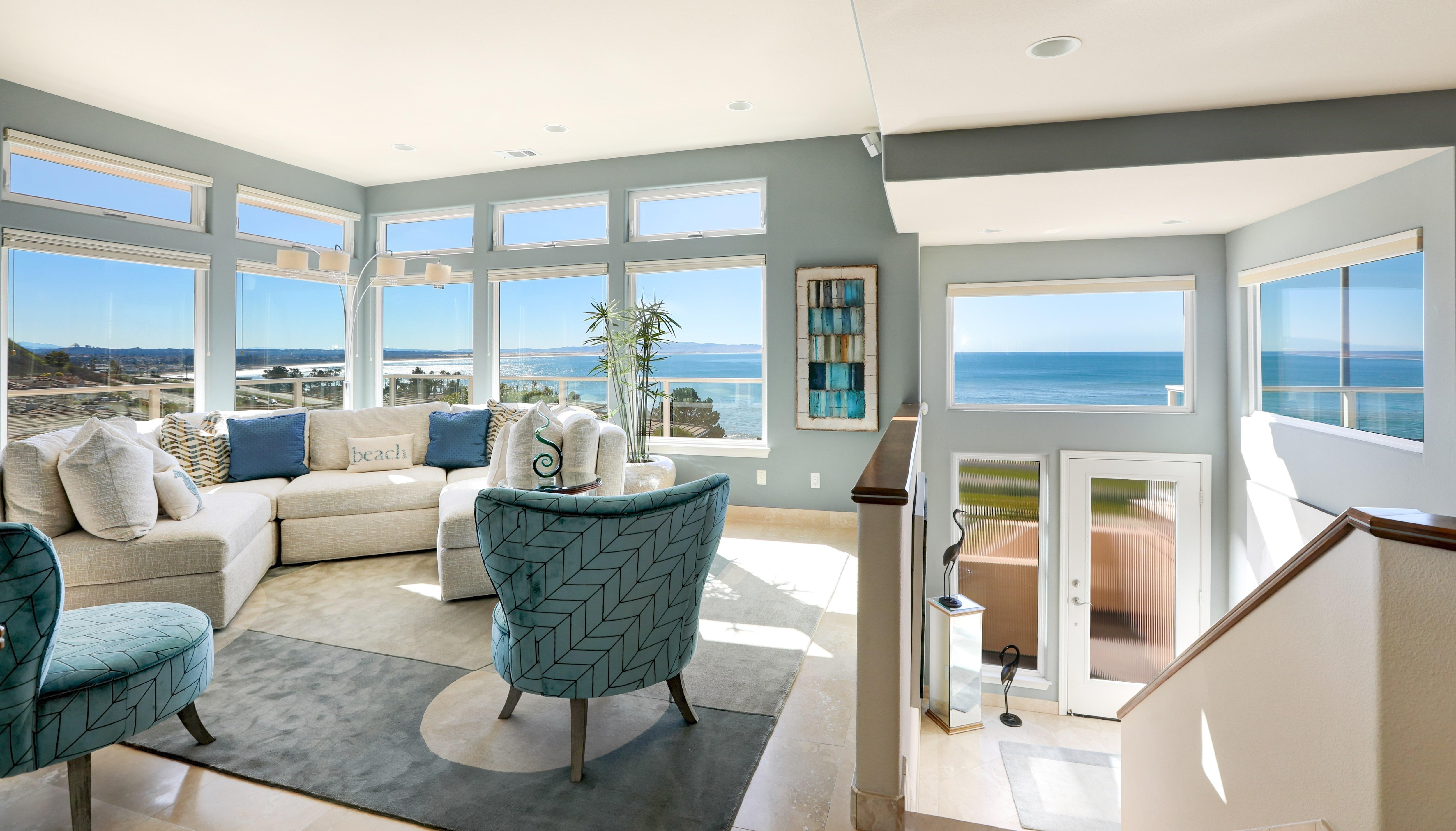Welcome to Spyglass Beach House located in Shell Beach area of Pismo Beach.