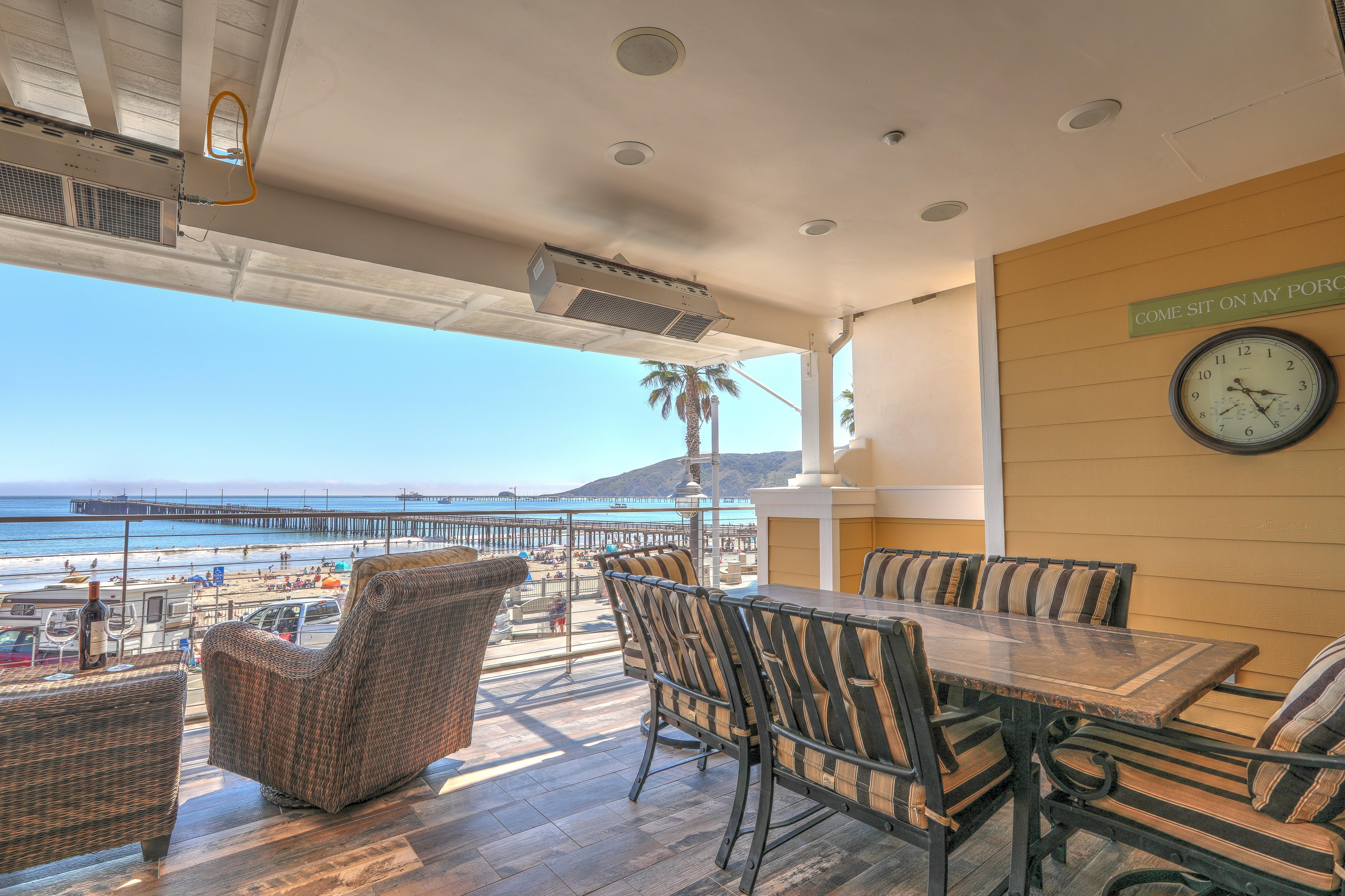 Property Image 2 - Exclusive Beach-front Condo in Heart of Avila Beach