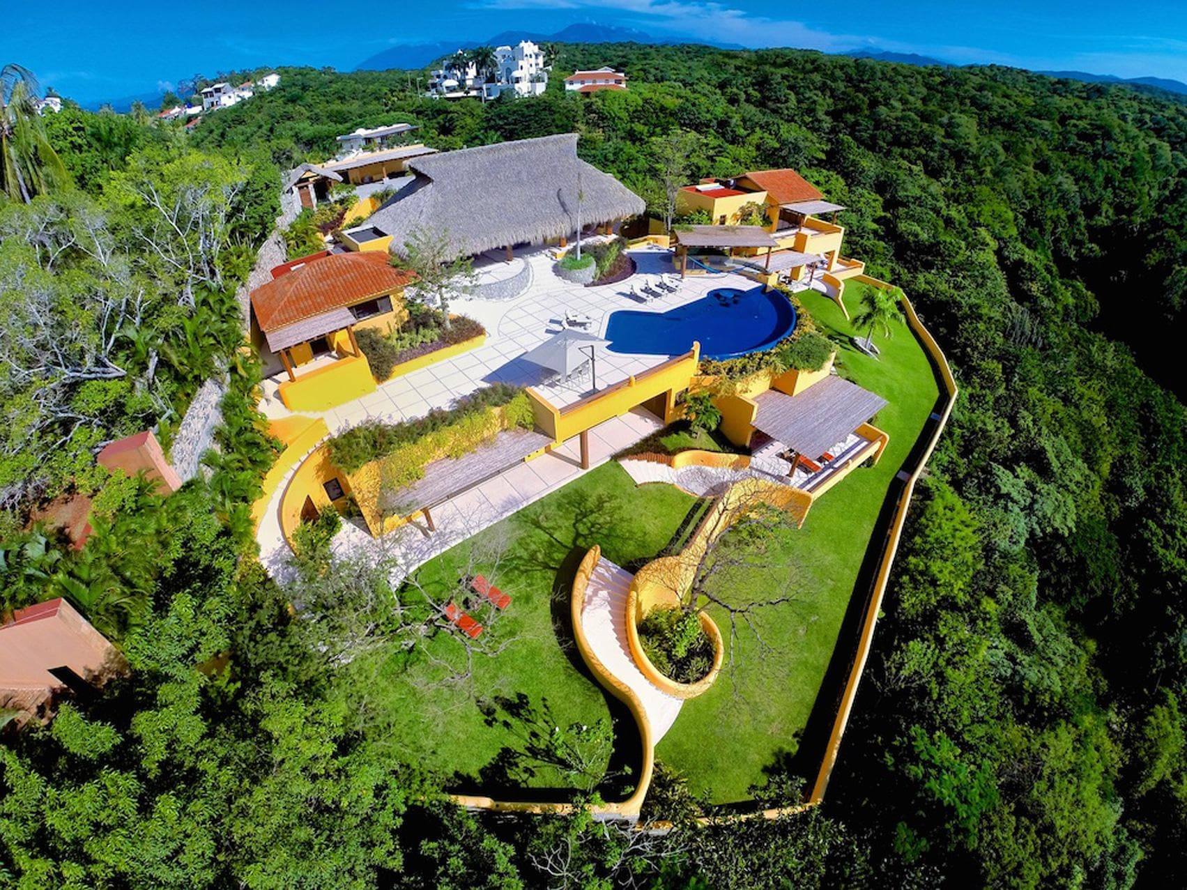 Sprawling Ocean View Estate Featured on Network TV
