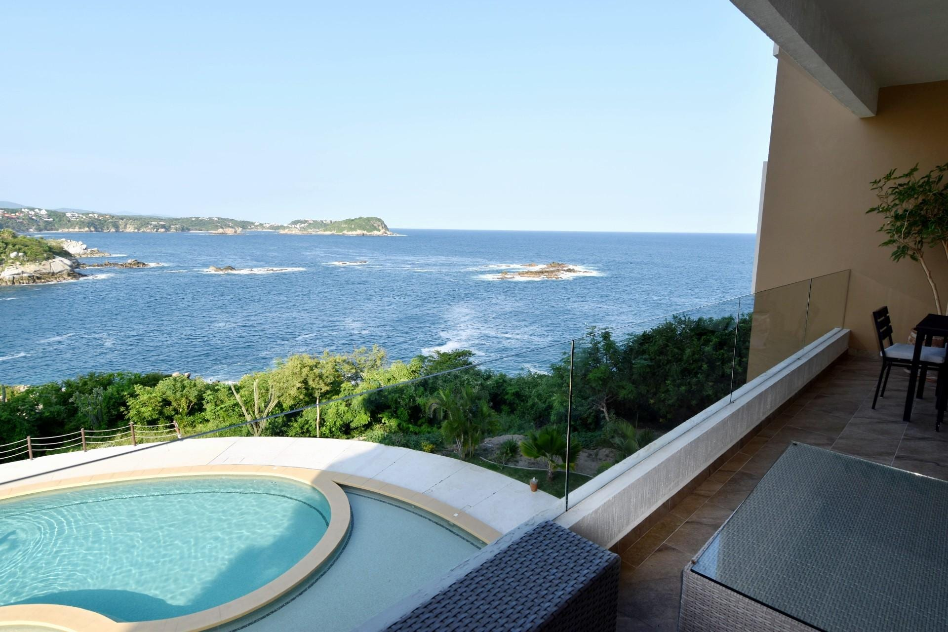 Oceanfront Setting with Multiple Pools