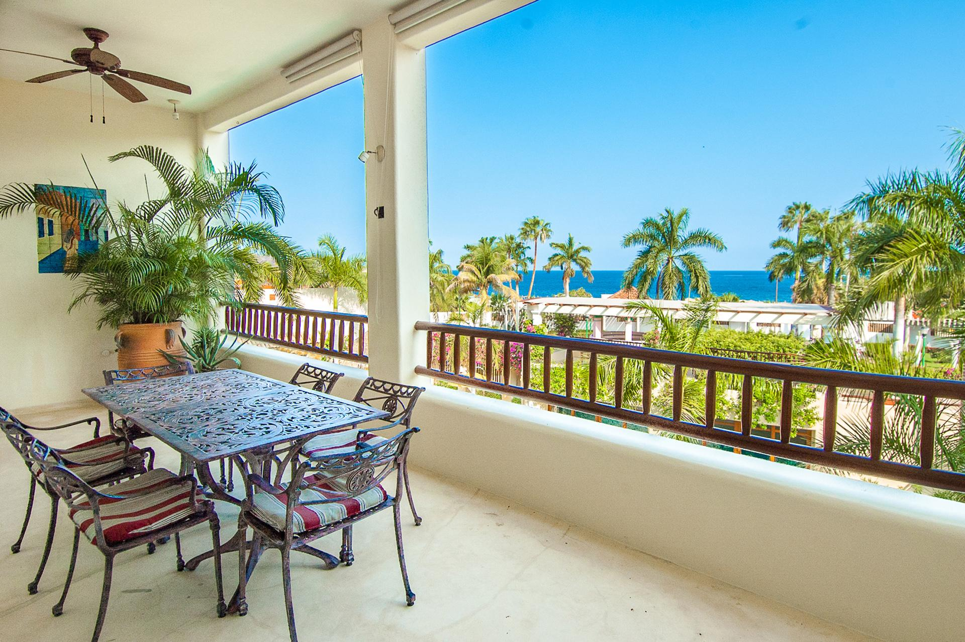 Spacious Layout in Central Oceanfront Location