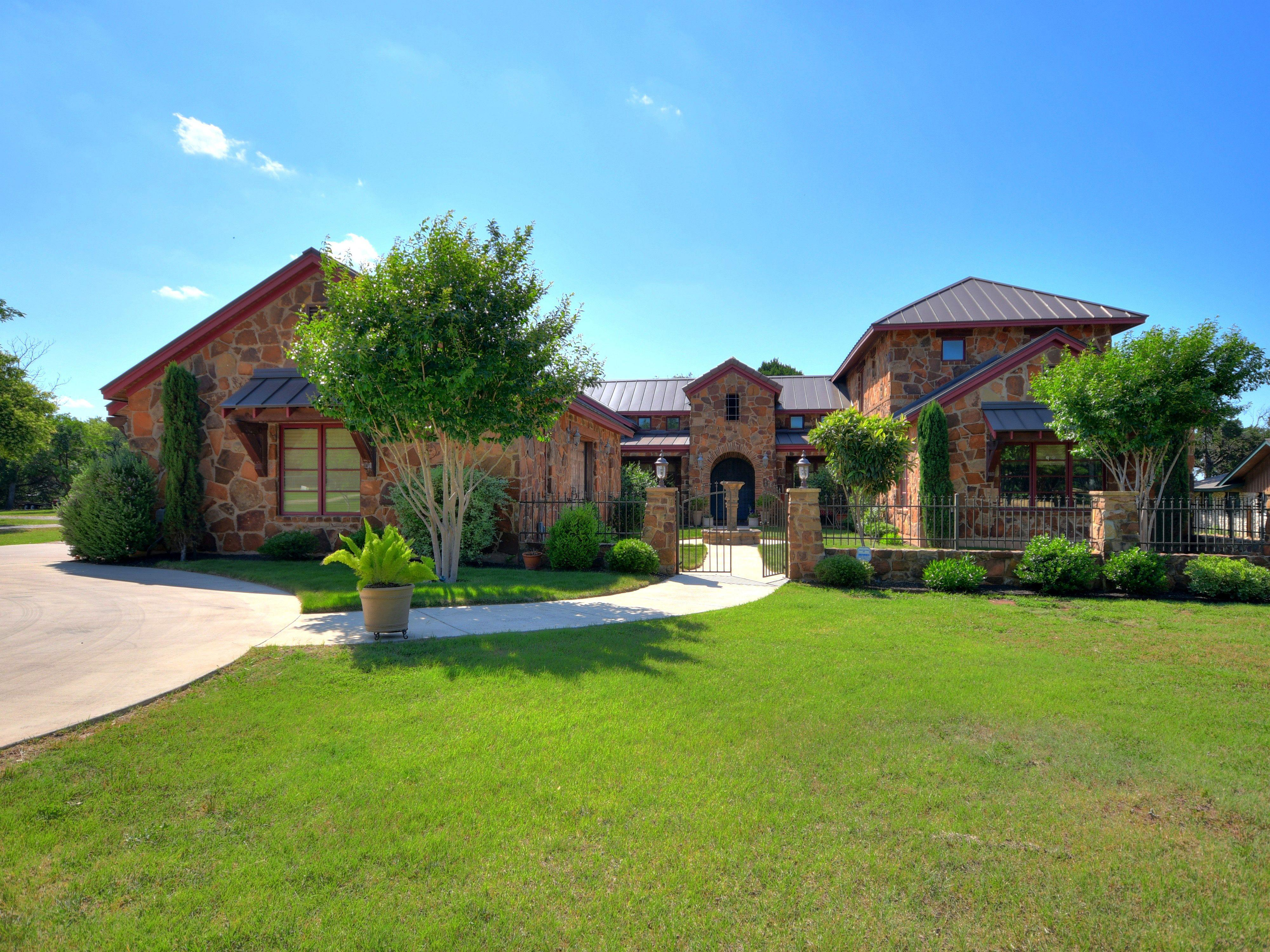 Custom built home situated in Sunset Valley, Tx.  Just 7 minutes to downtown Austin.