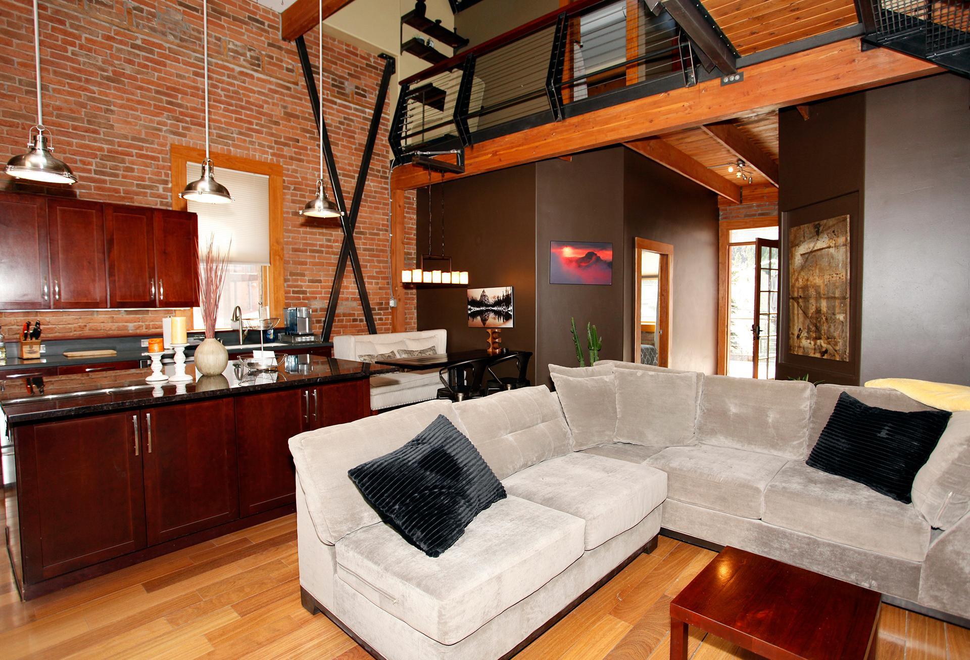 Property Image 2 - Modern Luxury Loft Unbeatable Location in the Heart of Downtown Ouray