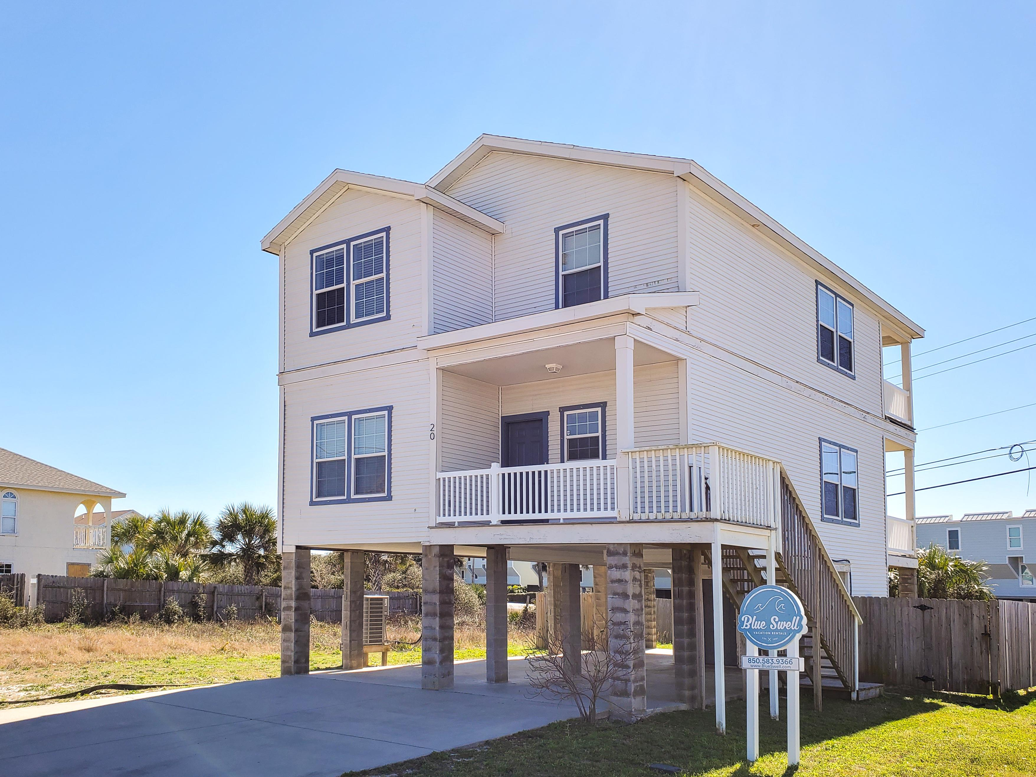 Property Image 1 - Spacious House Across From The Beach With Grill!