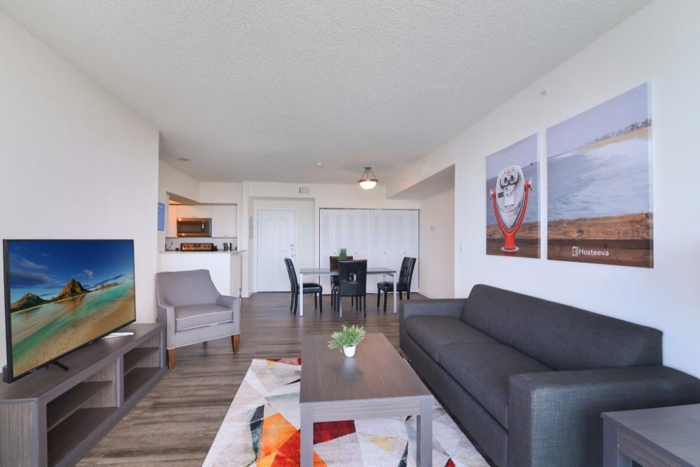 2-bedroom Sunny Isles Condo with On-Site Dry Cleaner and Tailor