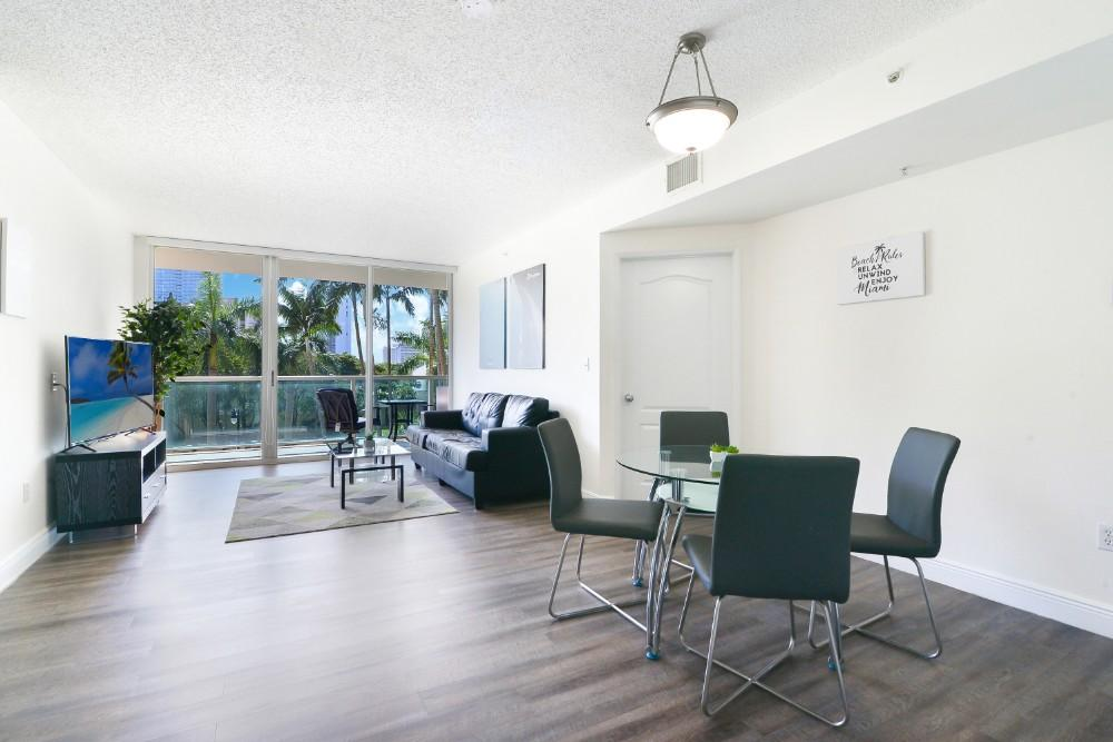 1 bedroom Sunny Isles Condo with Billiard Room and Sports Club