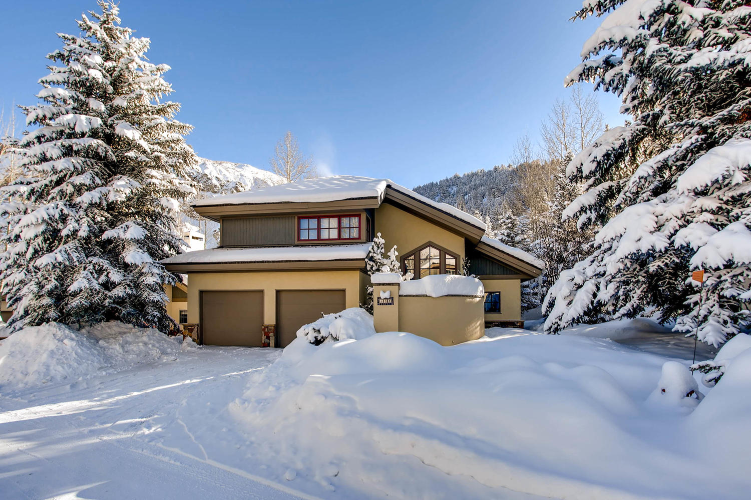 Property Image 2 - Private Beaver Creek Home with Hot Tub and Valley Views
