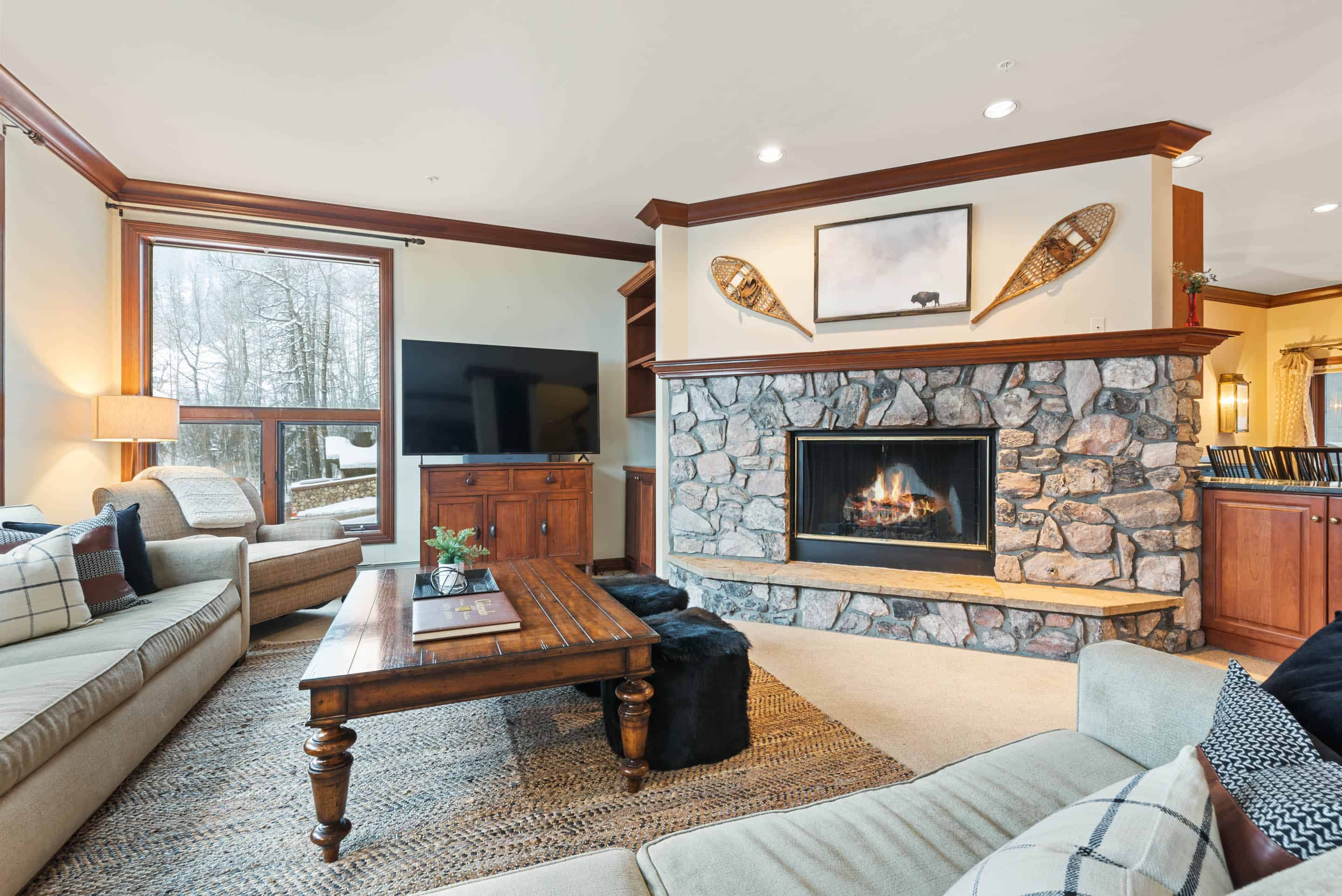 Property Image 2 - Terrific, Ultra Spacious Townhome on the Slopes of Beaver Creek