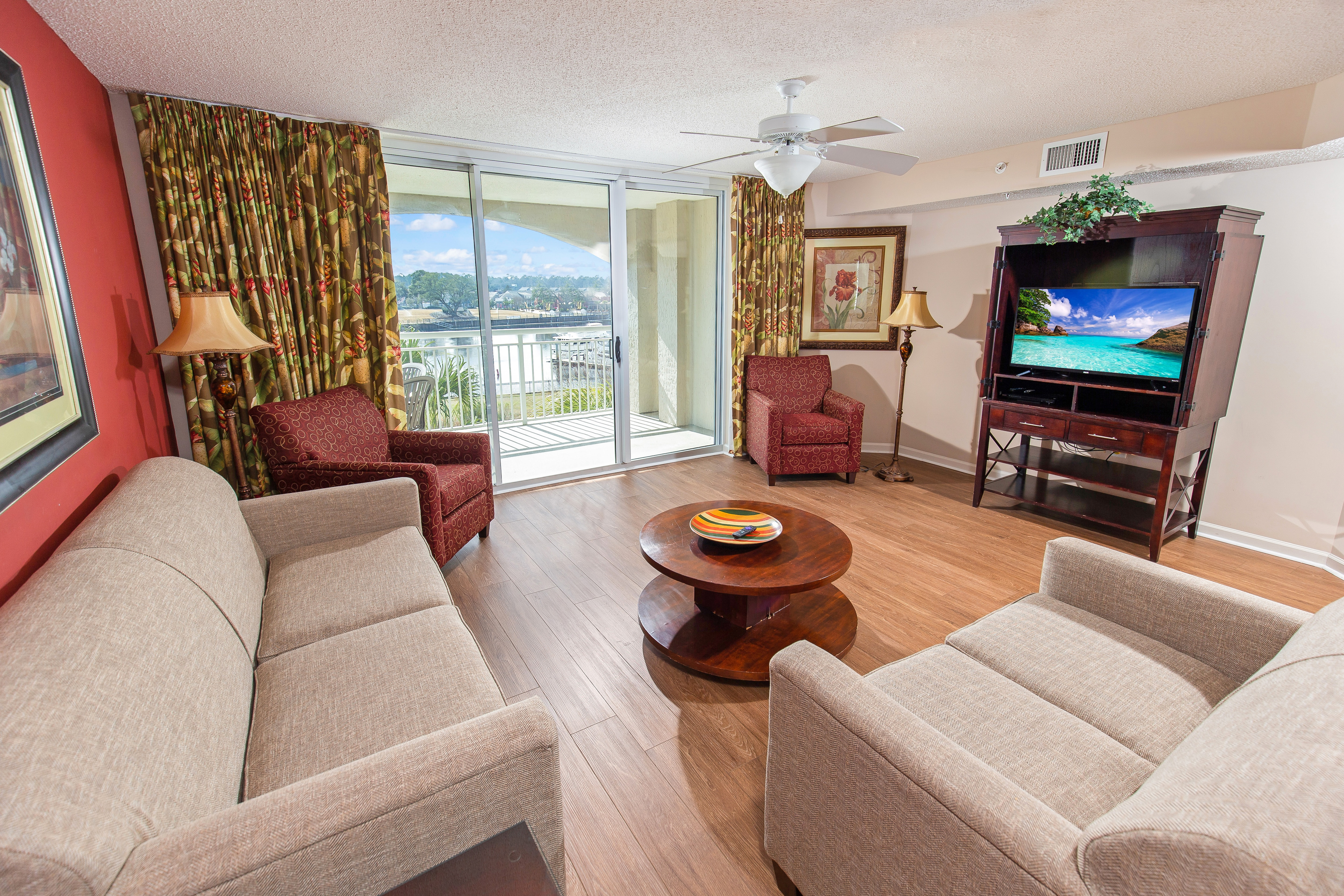 Property Image 2 - Luxurious 2-bedroom Condo w Great View of the Intracoastal Waterway