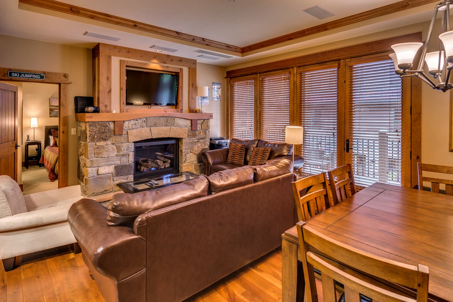 Property Image 1 - Luxury slopeside residence, close to gondola, dining & more