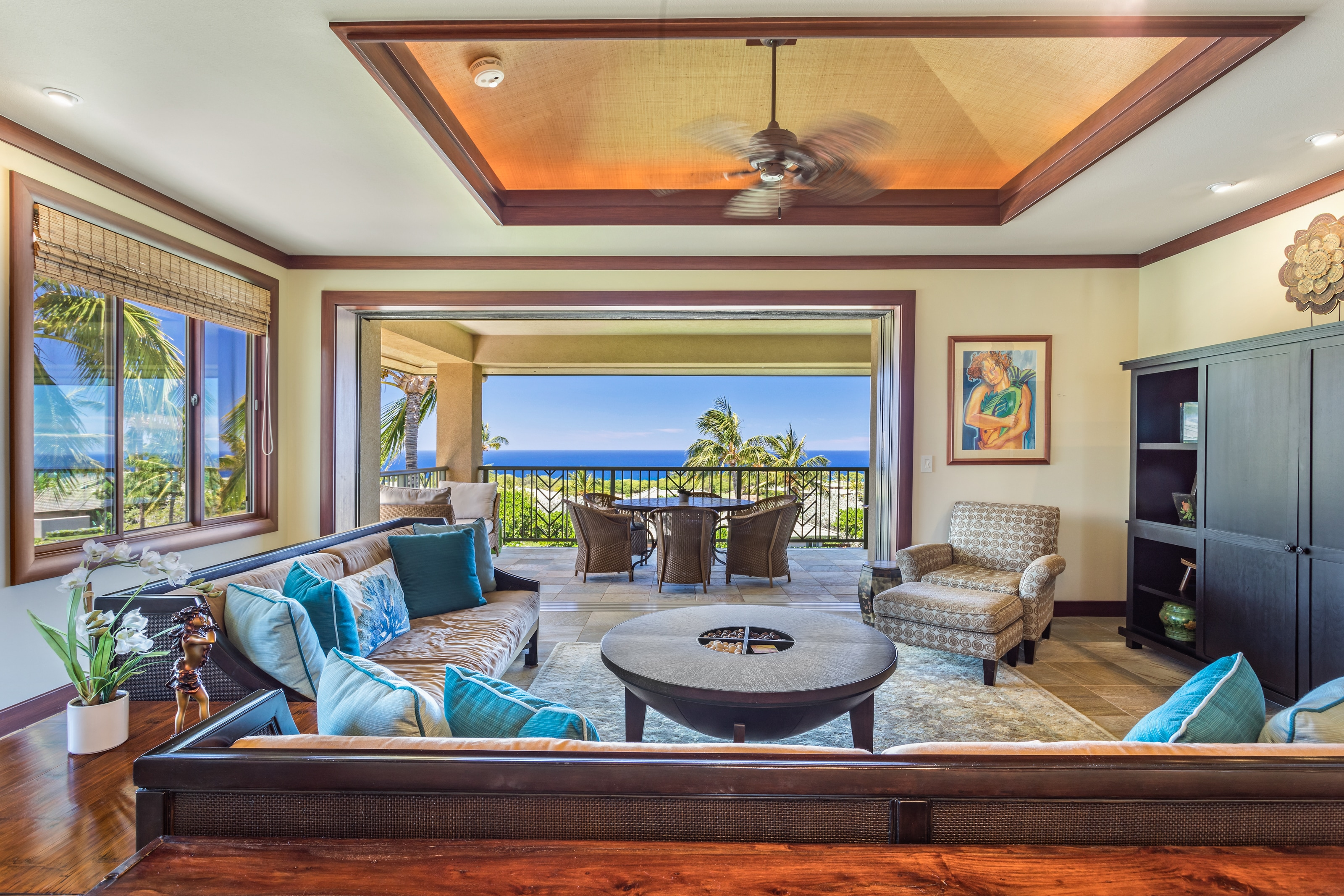 Property Image 2 - Upper-Level Residence with Unobstructed Ocean & Golf Views