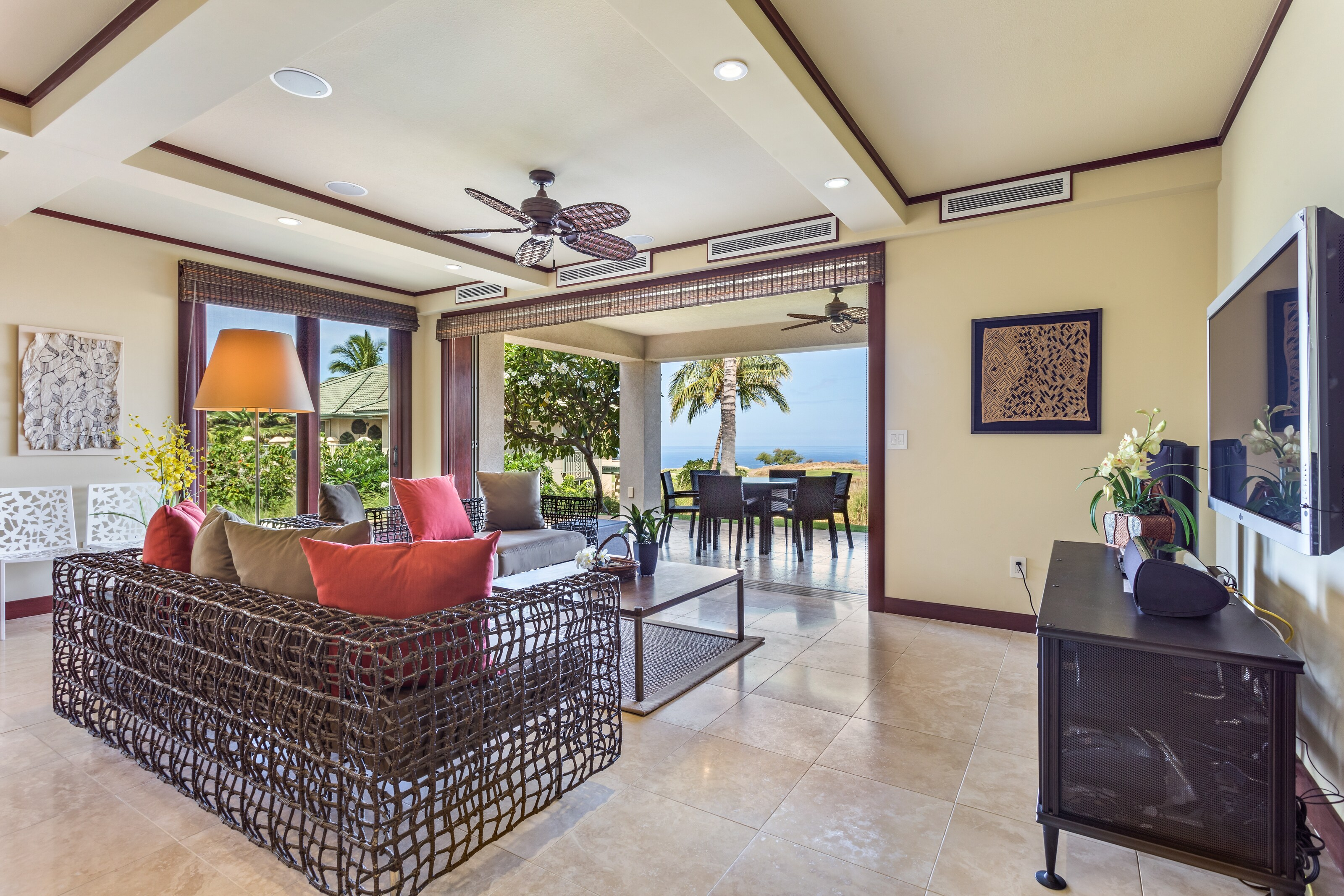 Property Image 1 - Idyllic Indoor/Outdoor Living with Lanai and Chef's Kitchen