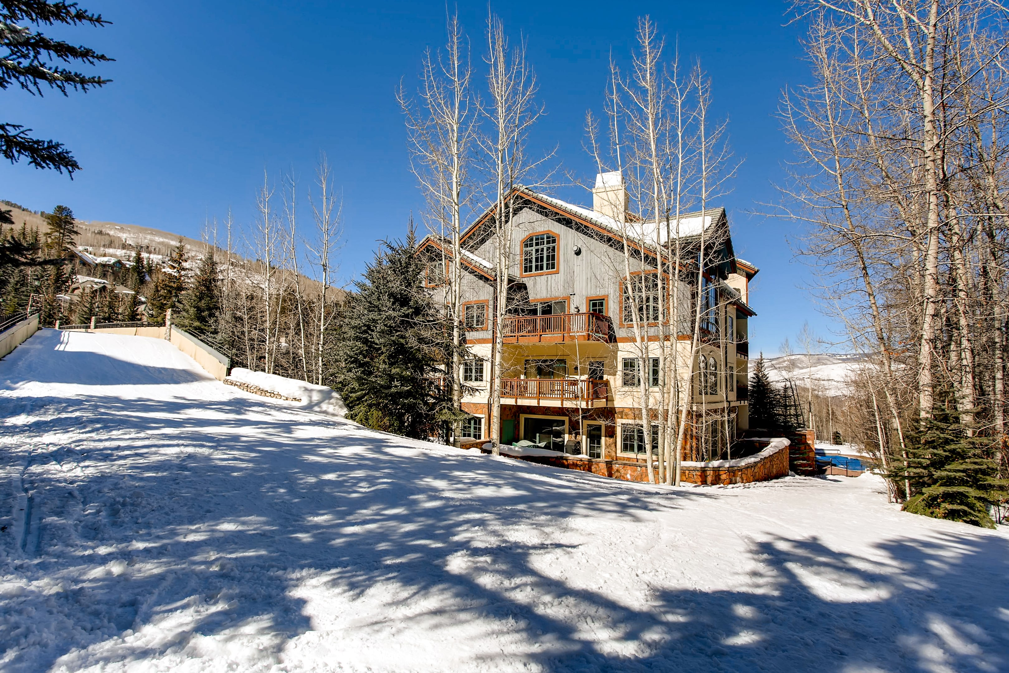 Expansive Beaver Creek Condo with Custom Kitchen