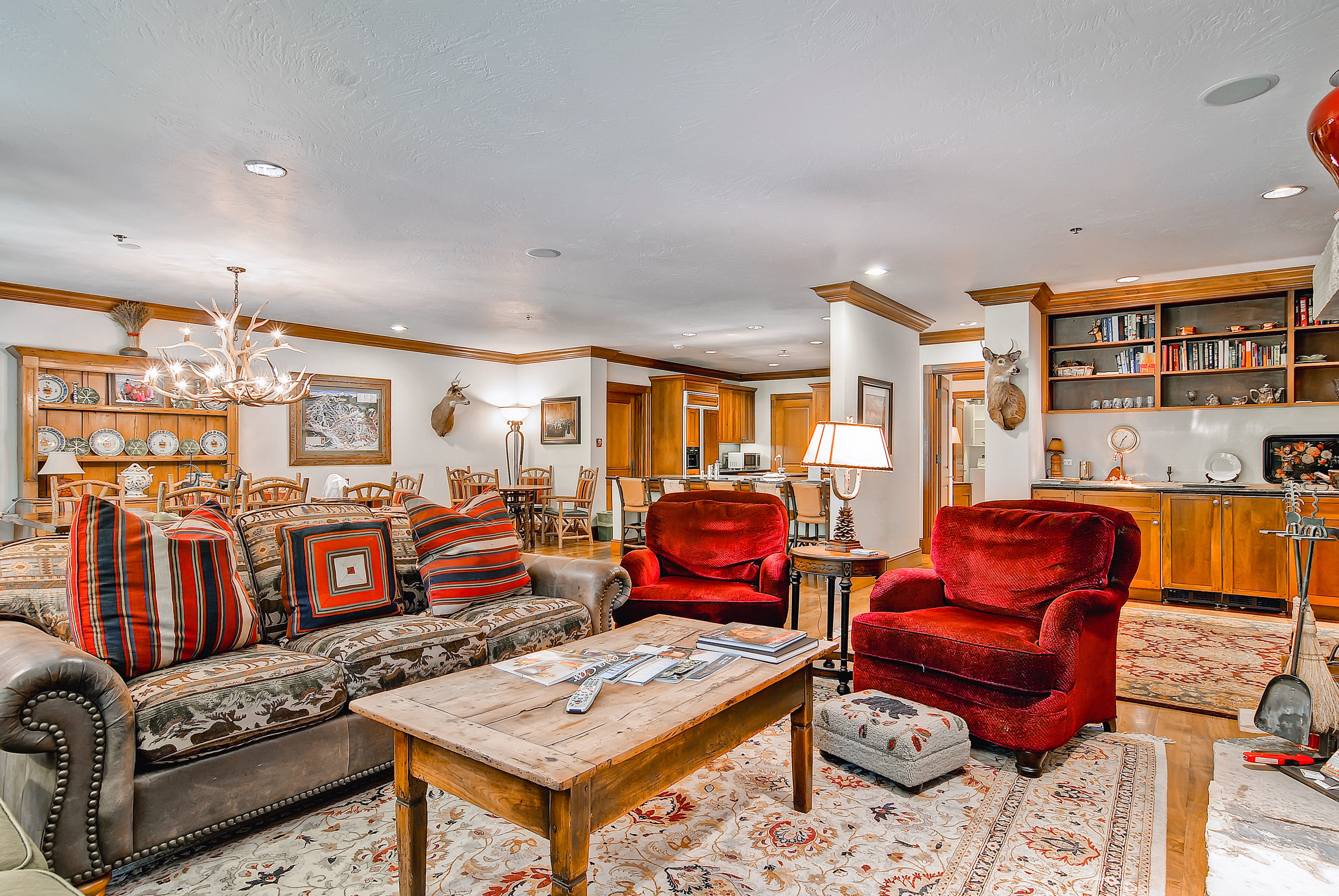 Property Image 1 - Large Mountain Condo in Beaver Creek with Valley Views