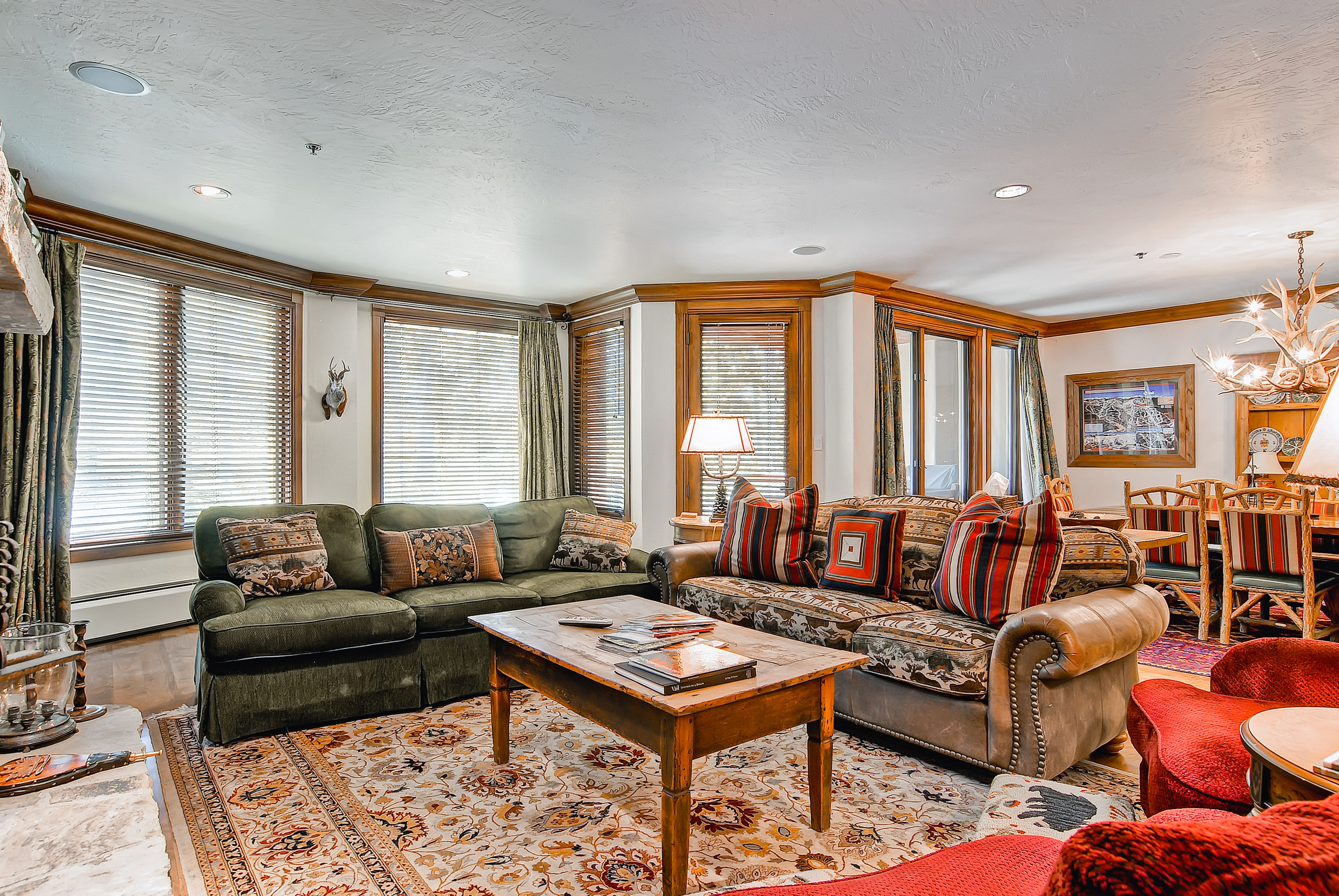 Property Image 2 - Large Mountain Condo in Beaver Creek with Valley Views