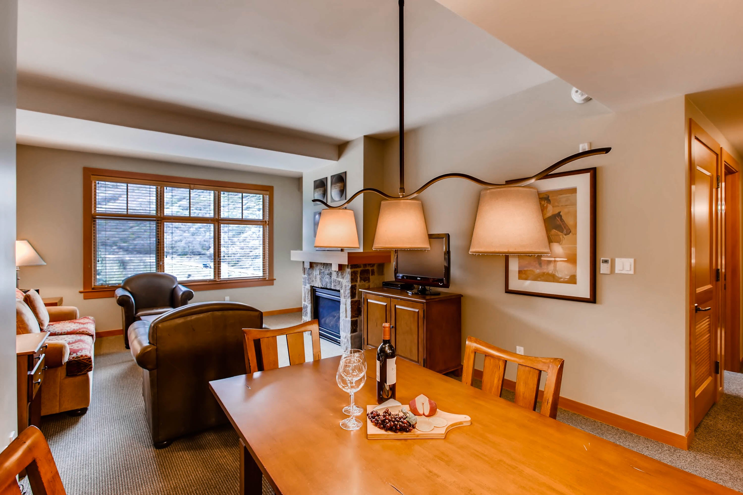 Best views from private condominum in Snowmass