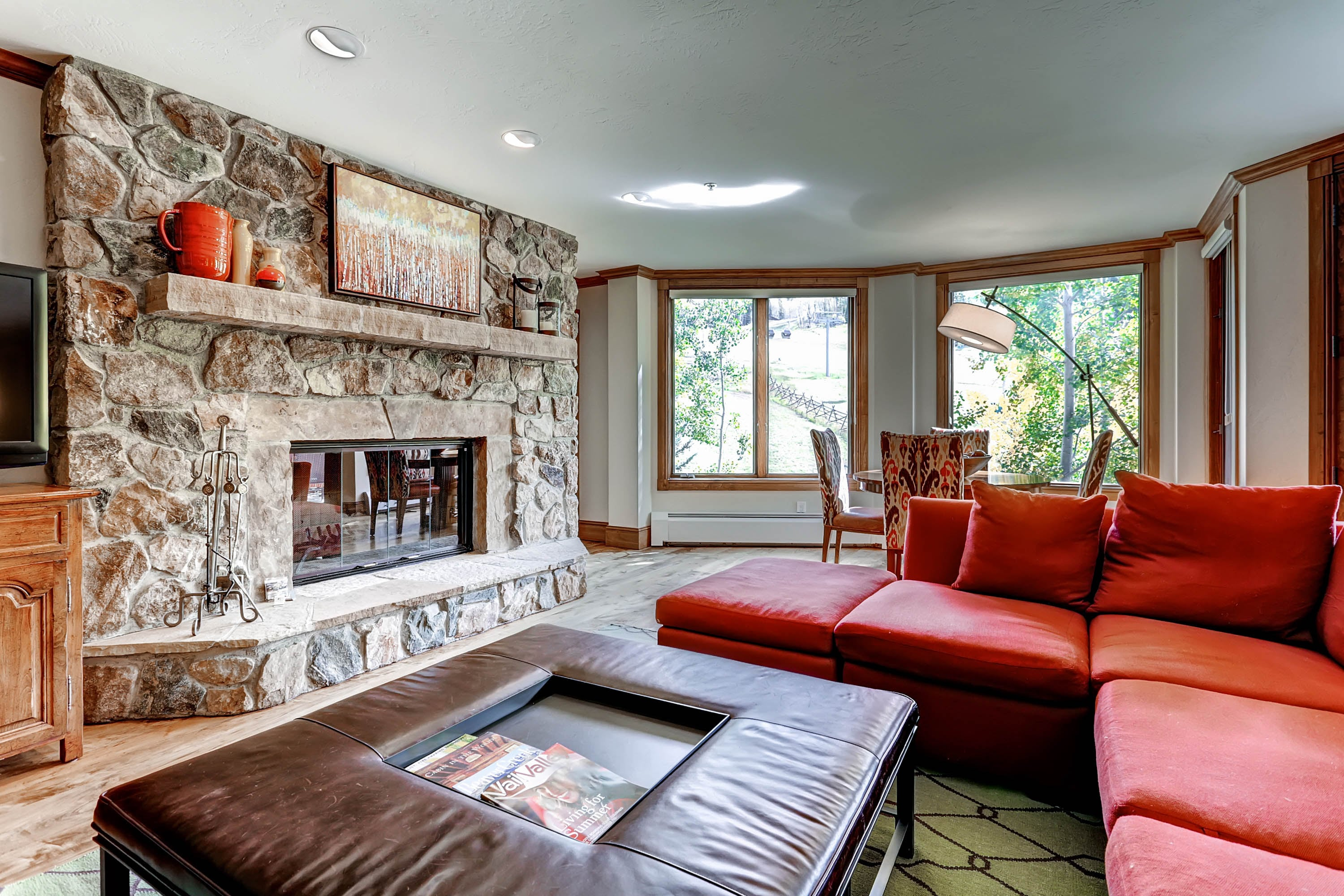 Property Image 1 - Contemporary Beaver Creek Condo with Mountain Views