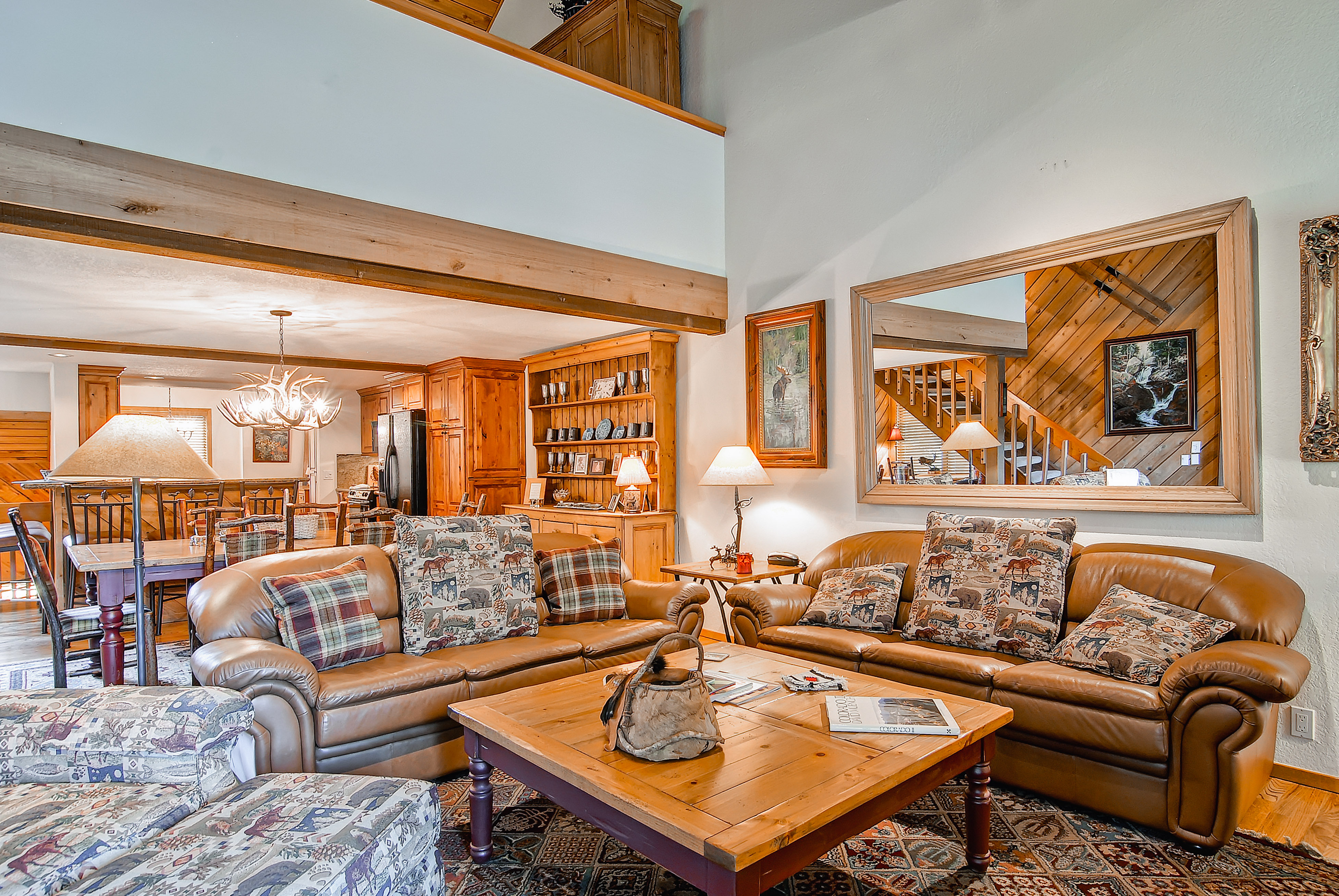 Property Image 1 - Spacious Beaver Creek Townhome with Breakfast Nook