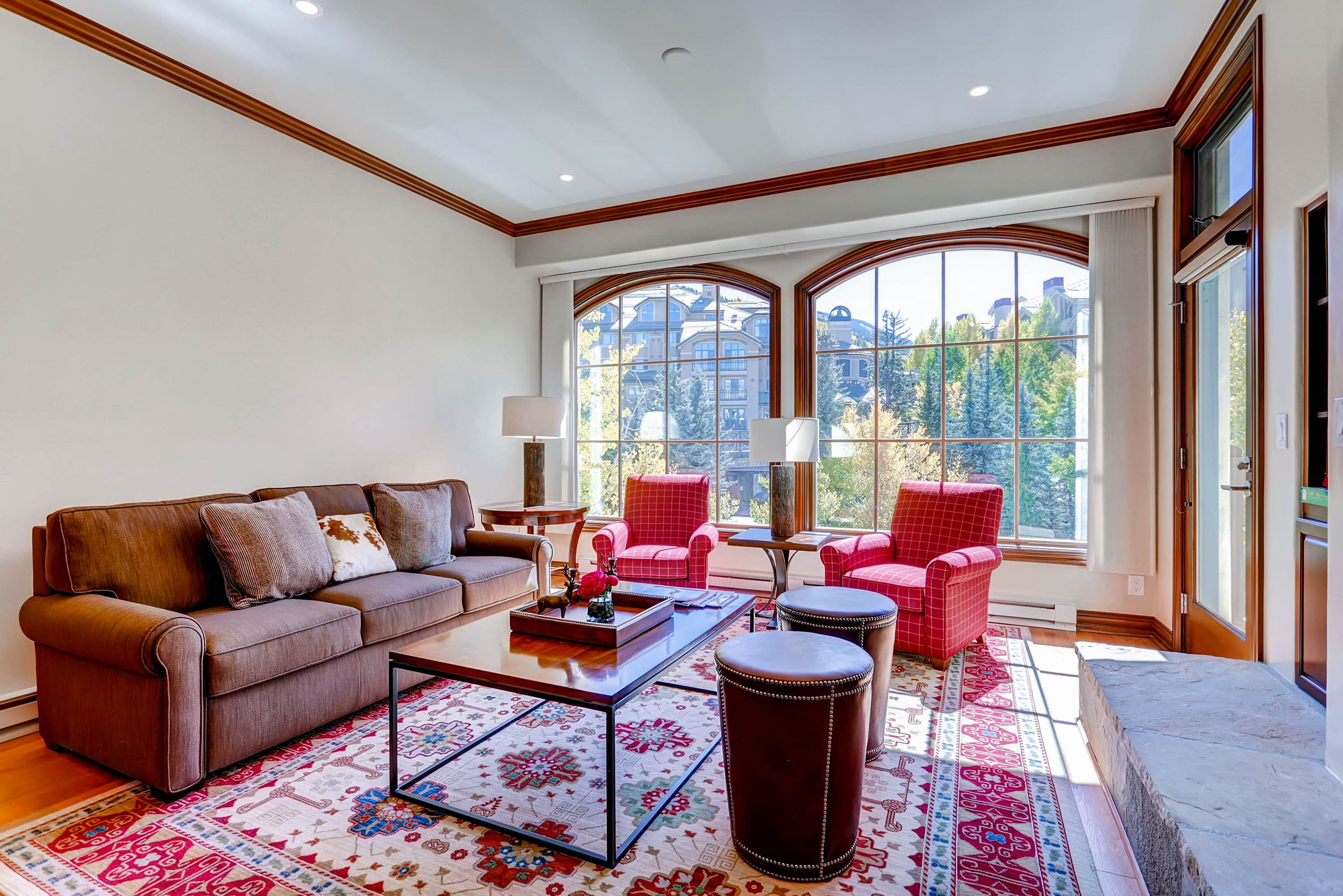 Property Image 1 - Sophisticated Light Filled Condo in Beaver Creek