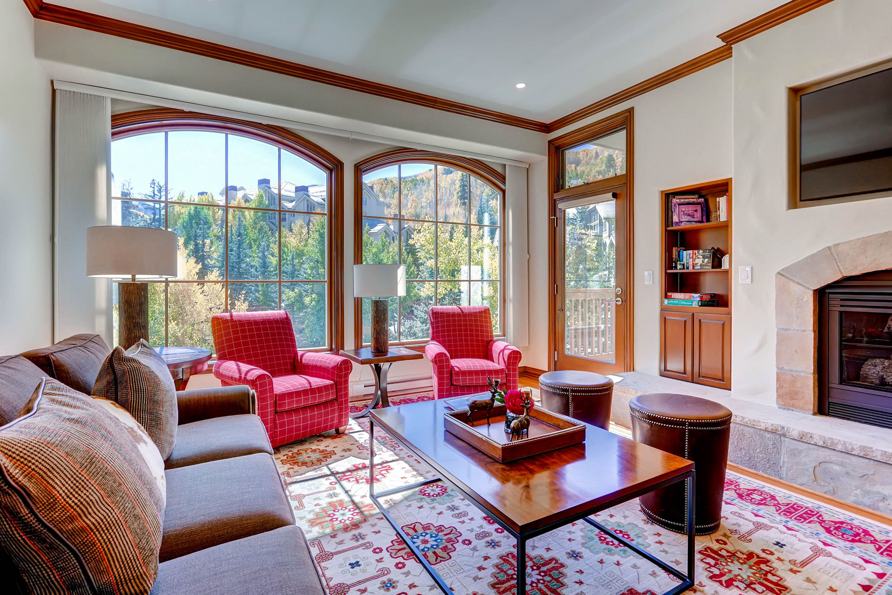 Property Image 2 - Sophisticated Light Filled Condo in Beaver Creek