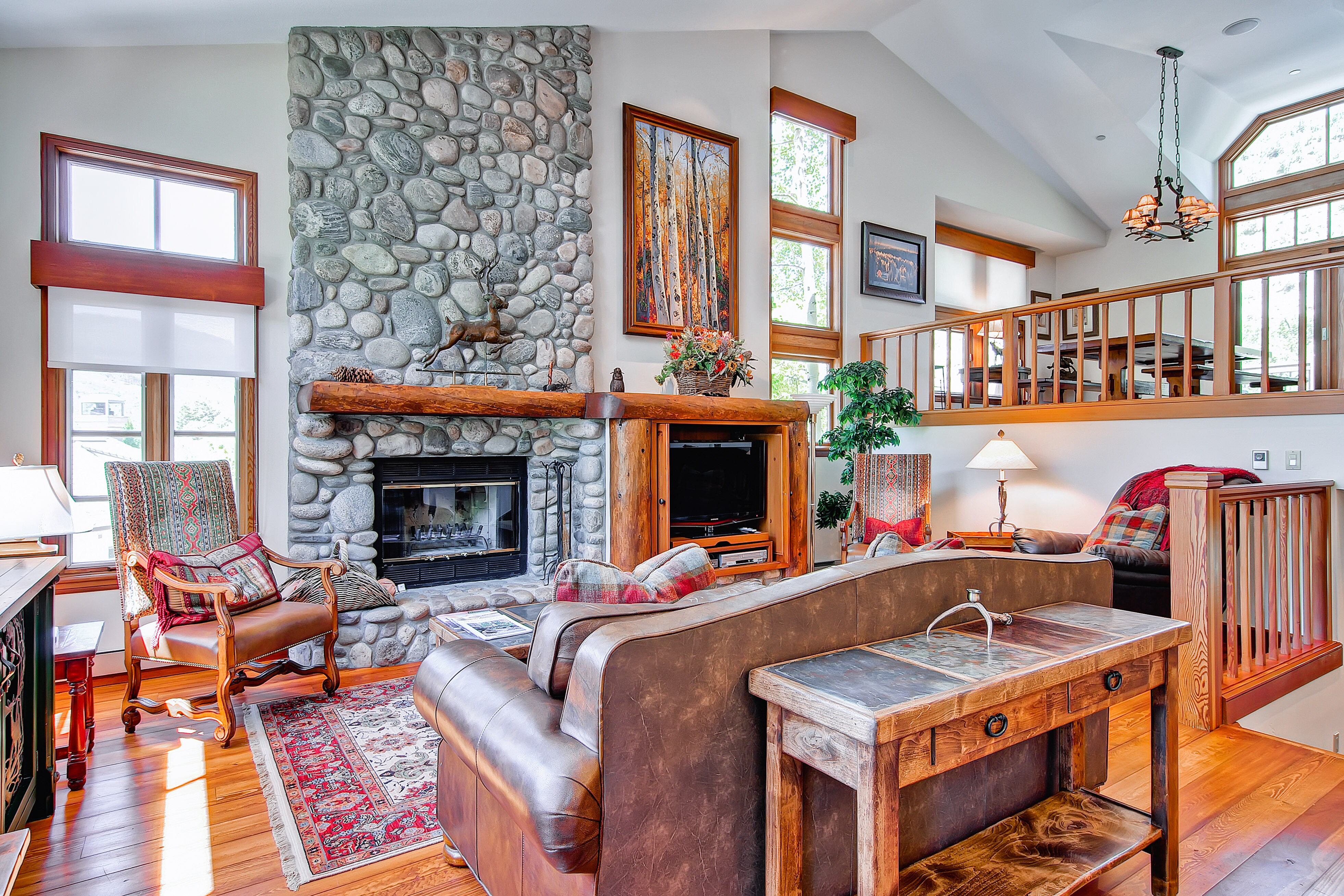 Property Image 1 - Spacious Beaver Creek Townhome with Valley Views