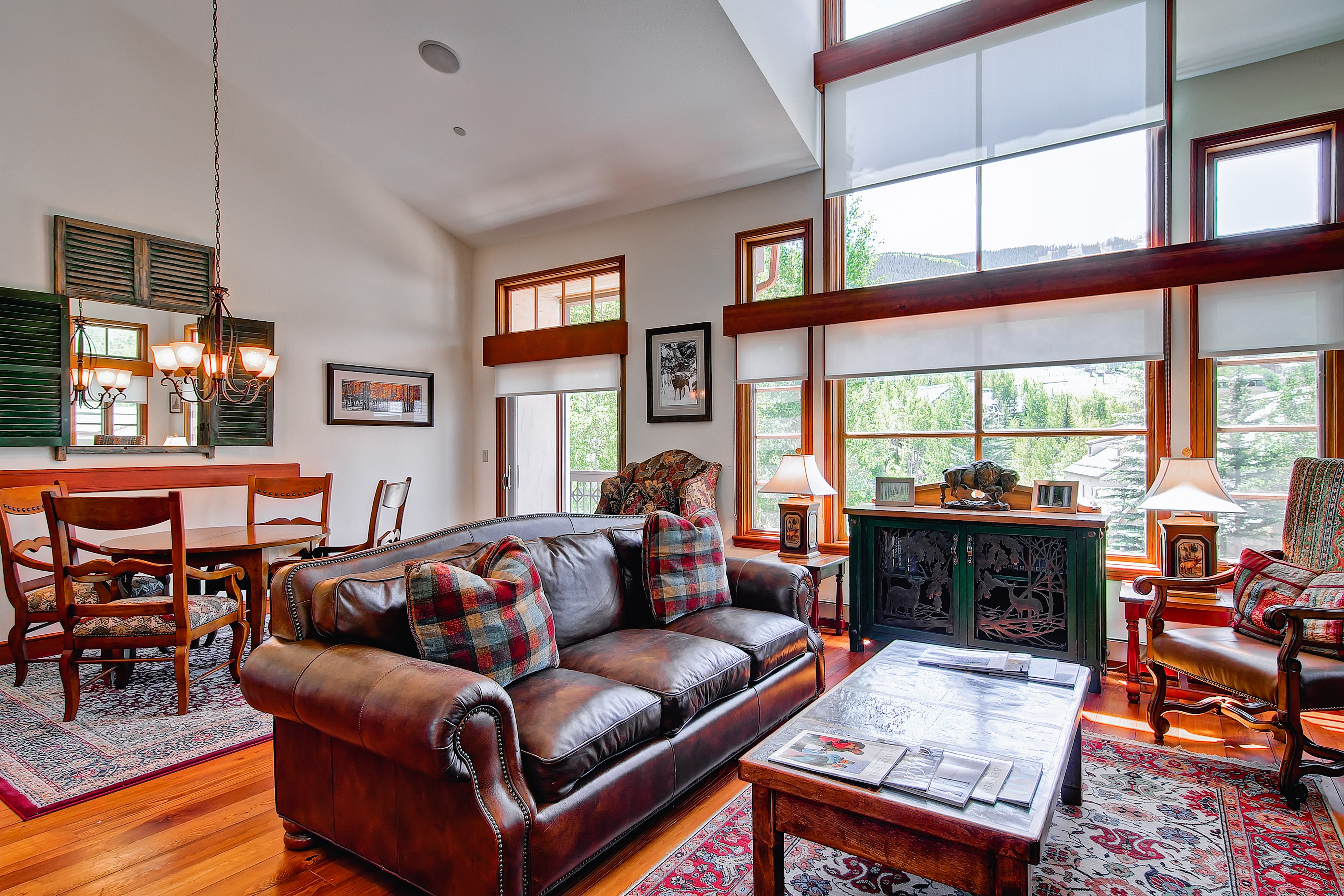 Property Image 2 - Spacious Beaver Creek Townhome with Valley Views