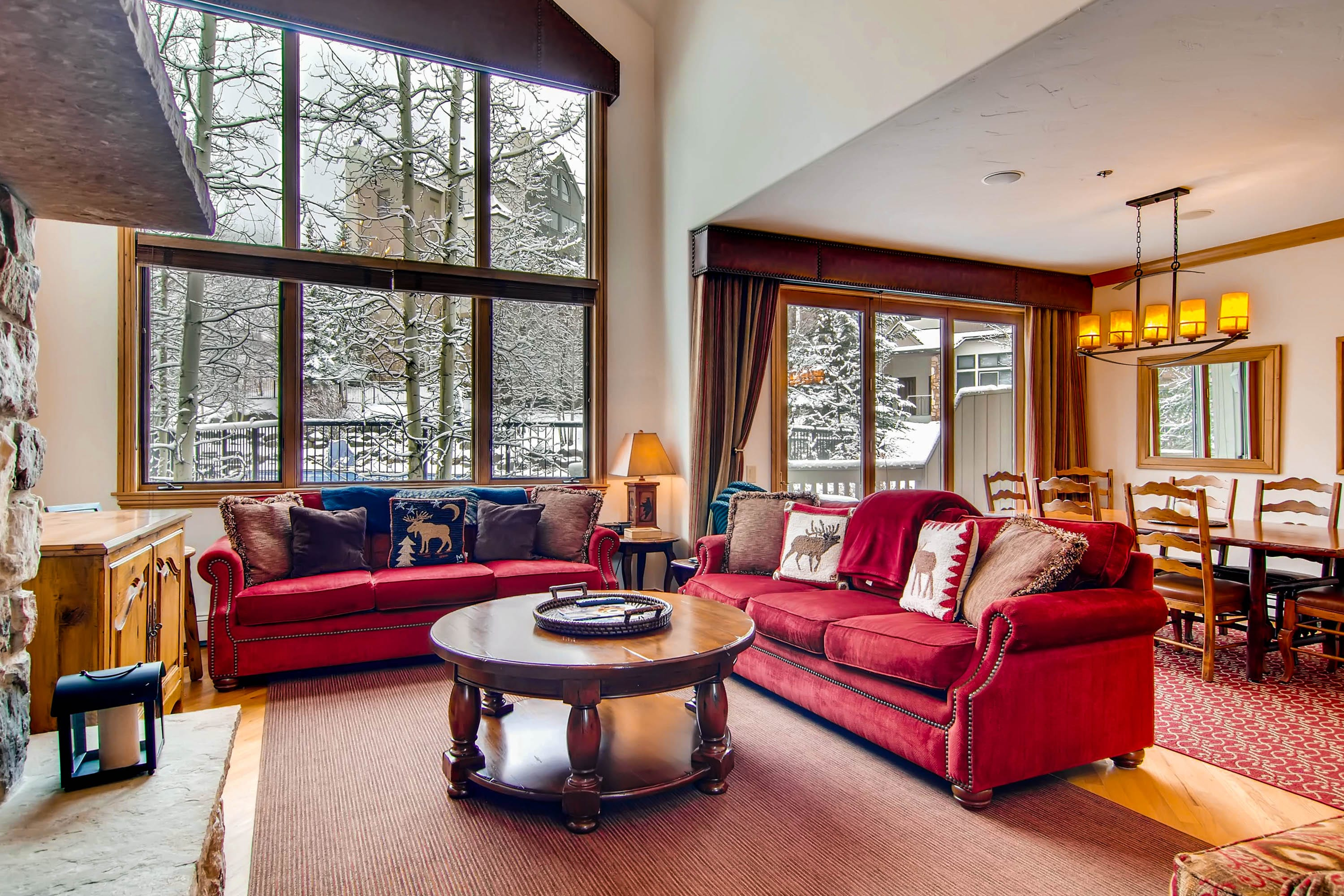 Property Image 1 - Large Ski-in/Ski-out Beaver Creek Townhome