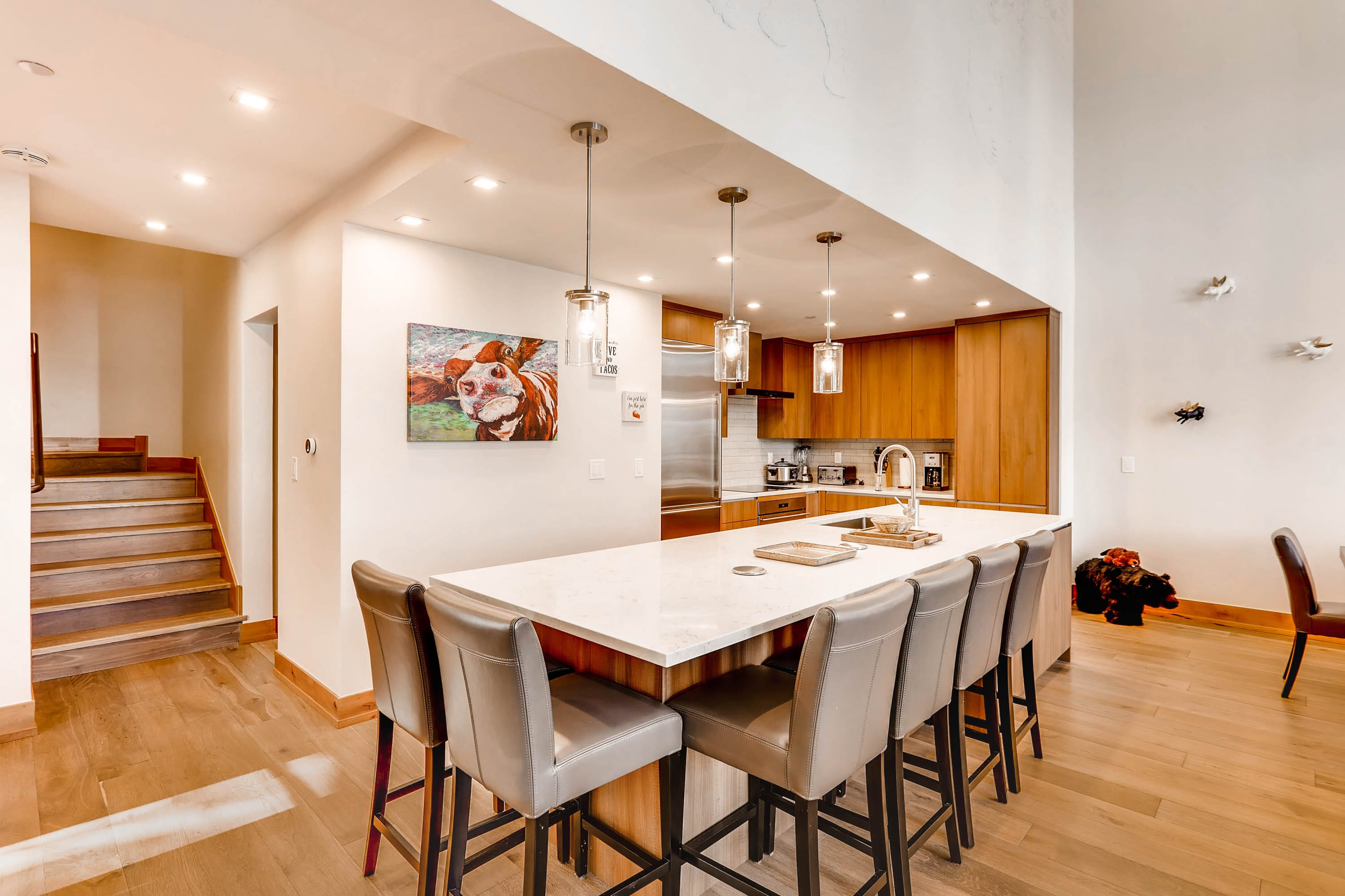 Property Image 1 - Contemporary Townhome in Beaver Creek with Patio