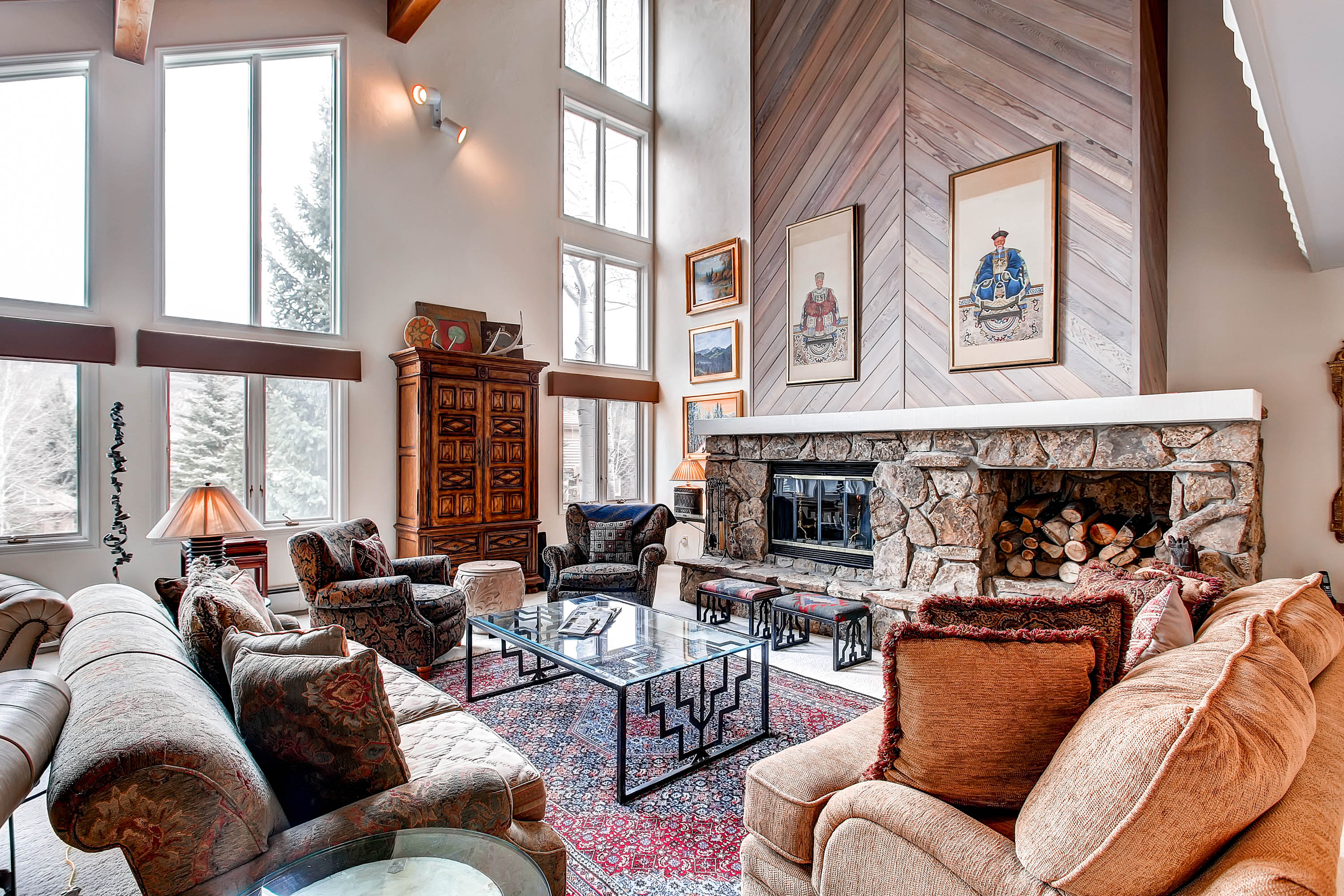 Beaver Creek Duplex with Gourmet Kitchen on Golf Course
