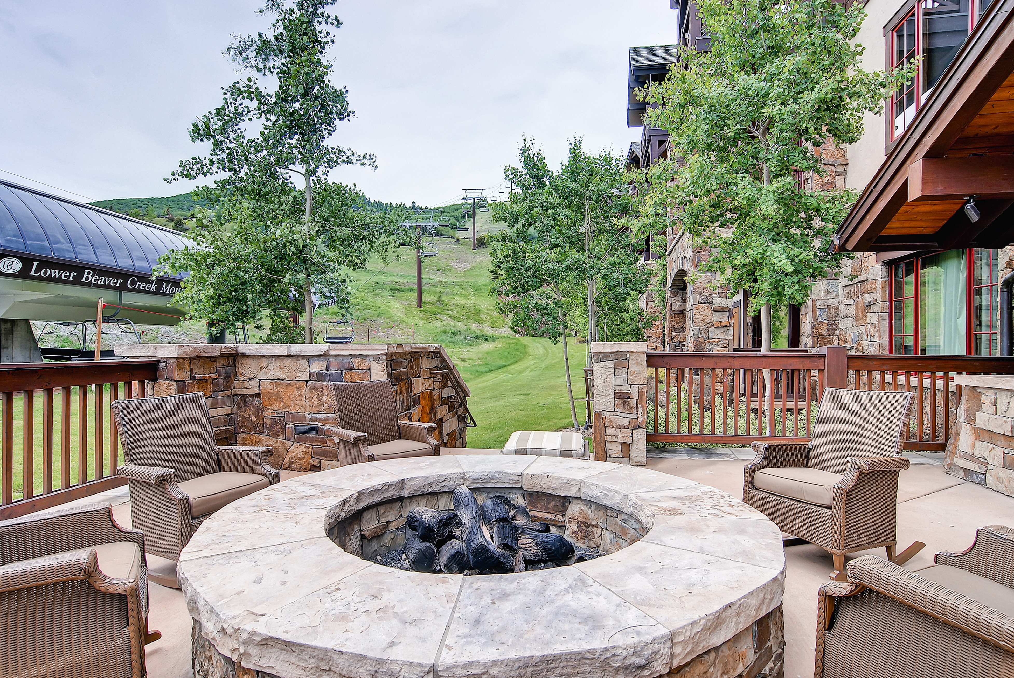 Luxury Condo with Mountain Views in Beaver Creek