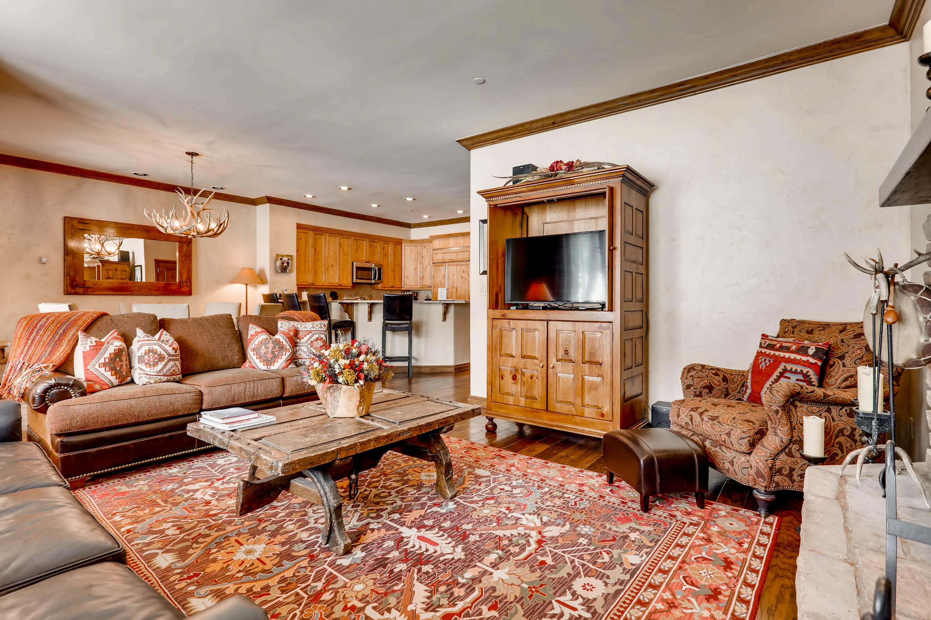 Property Image 2 - Immaculate Beaver Creek Condo with Ski Area Views