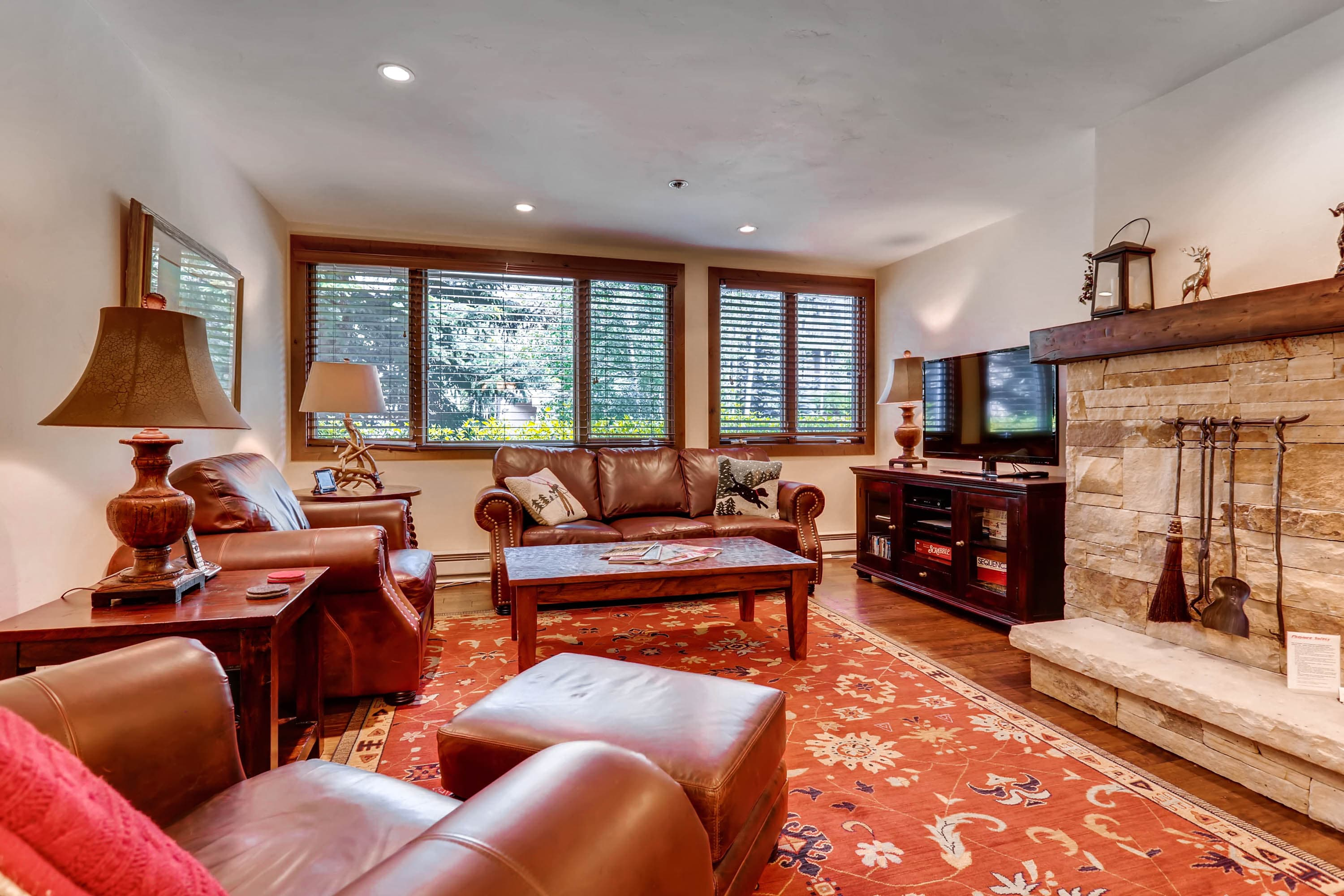 Beautifully Remodeled Beaver Creek Condo on First Floor