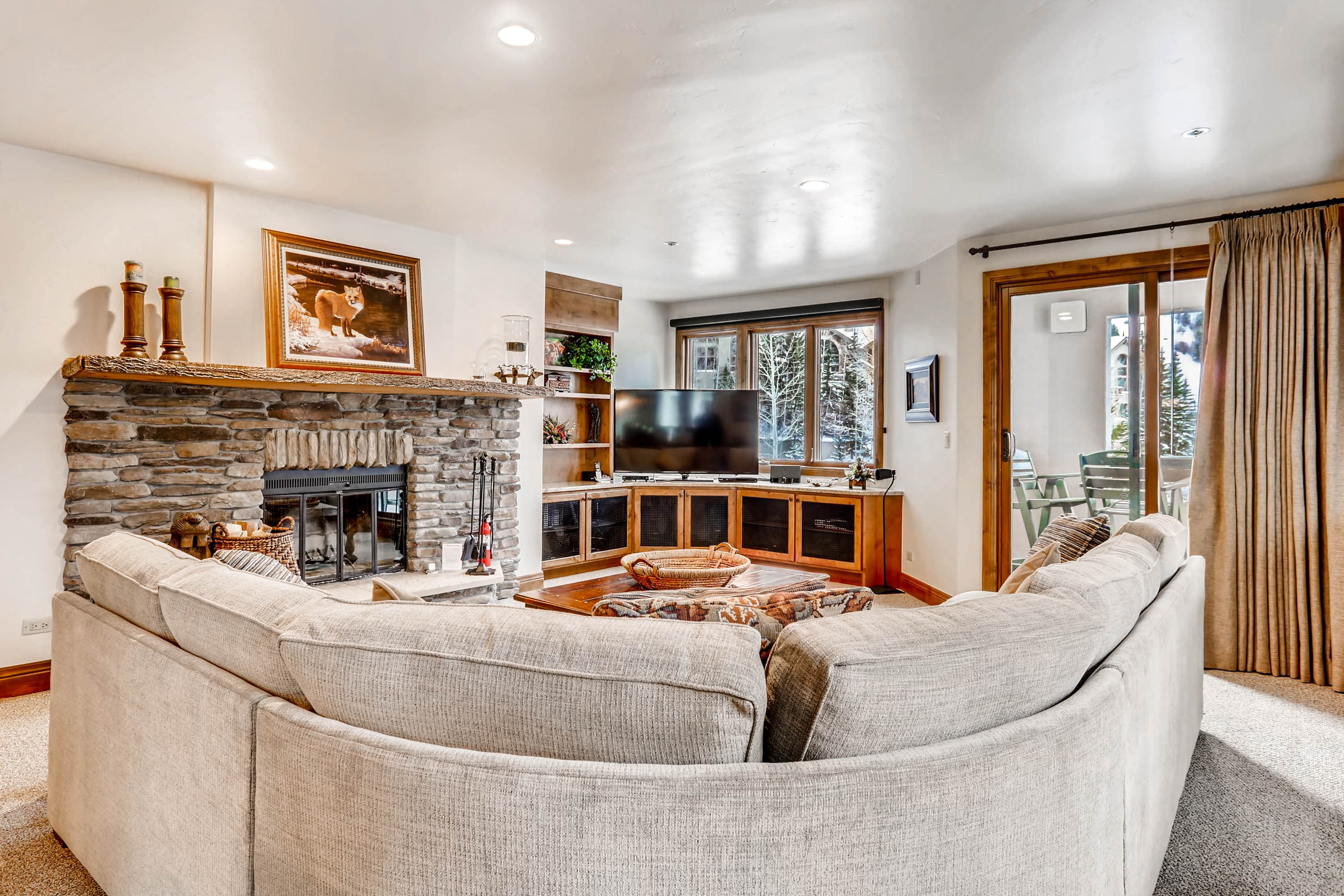 Property Image 1 - Remodeled Condo in Beaver Creek with Ski Run Views