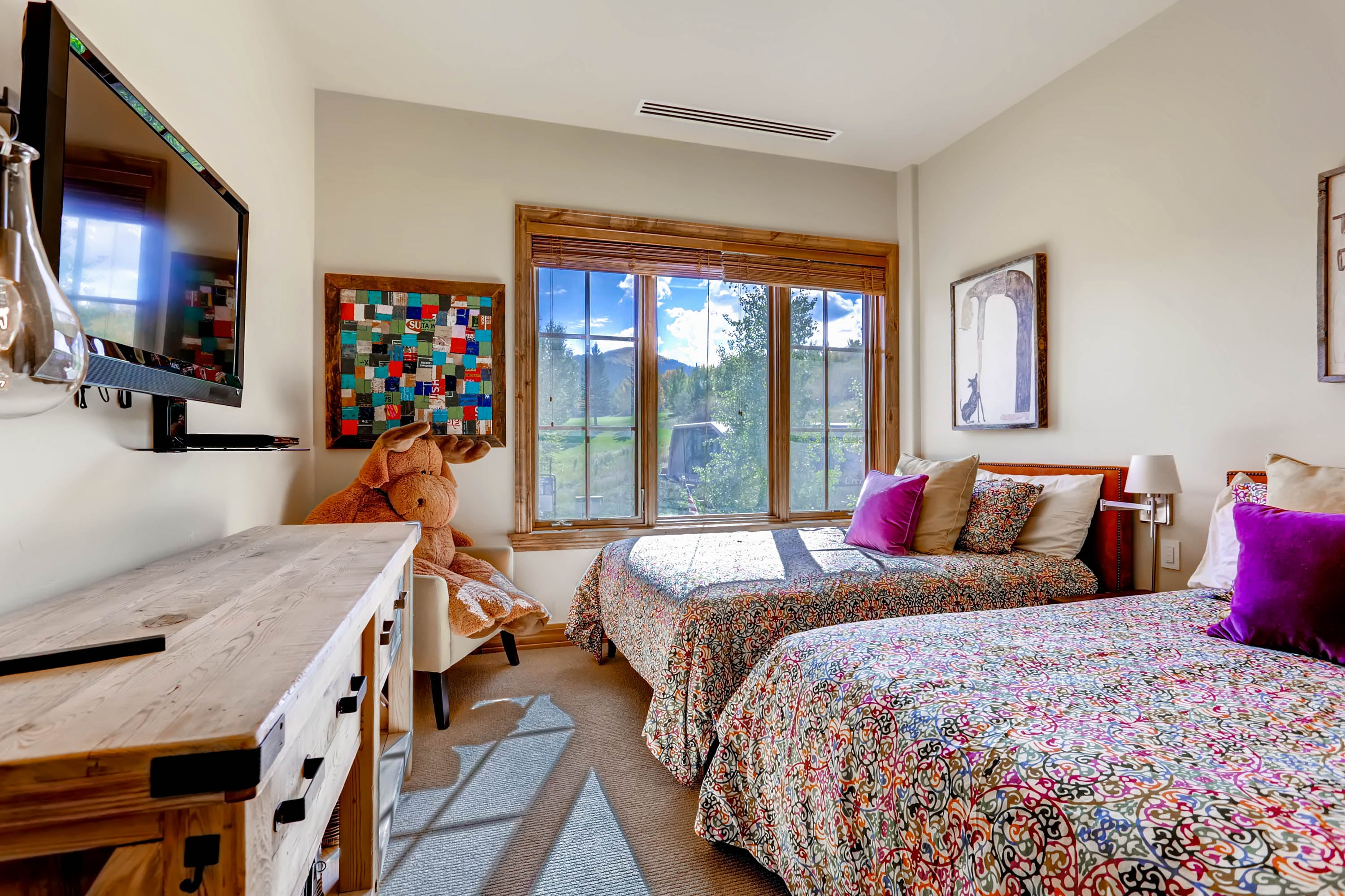Property Image 1 - Colorful Ski-in/Ski-out Beaver Creek Condo