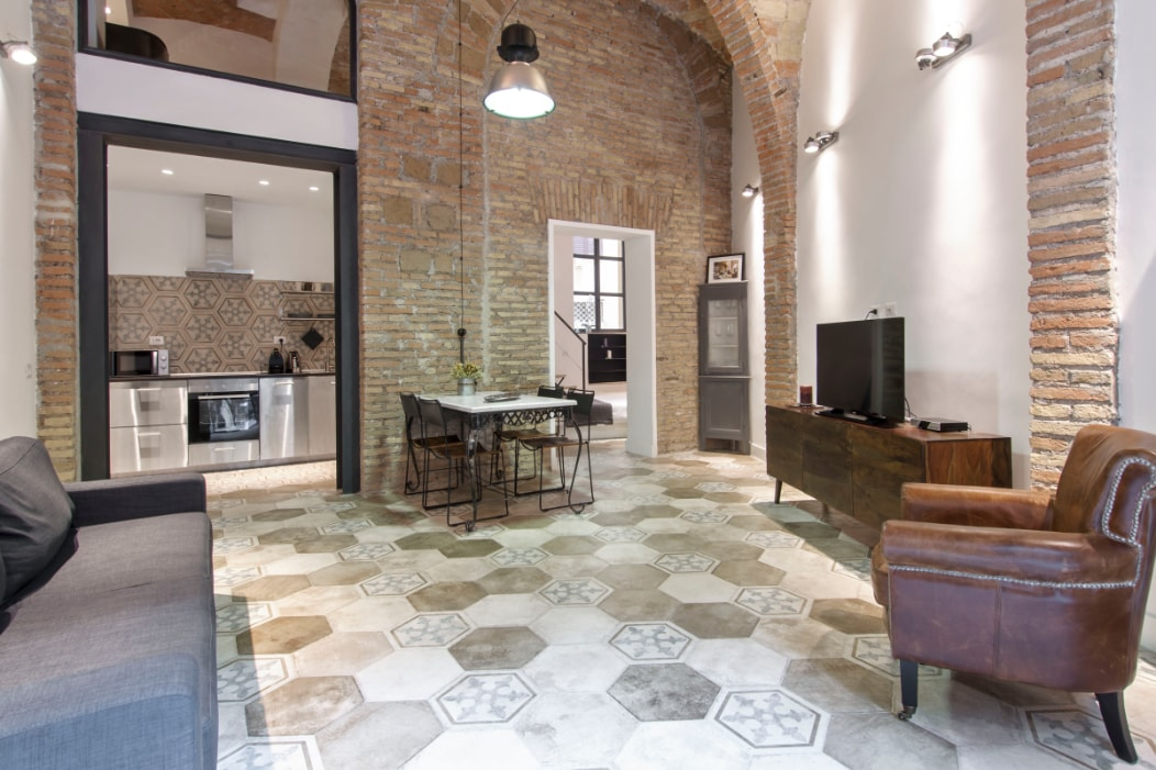Incredible and Unique Roman Apartment in Trastevere
